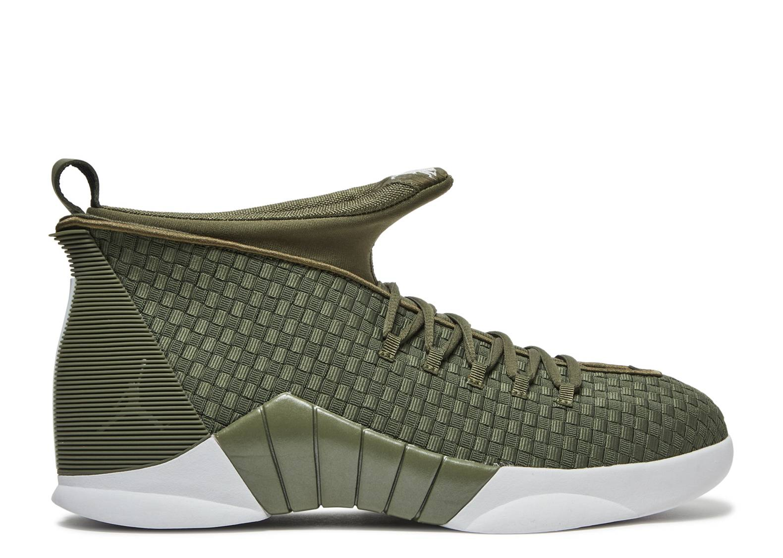 "air jordan 15 retro wvn psny ""Medium Olive"""
