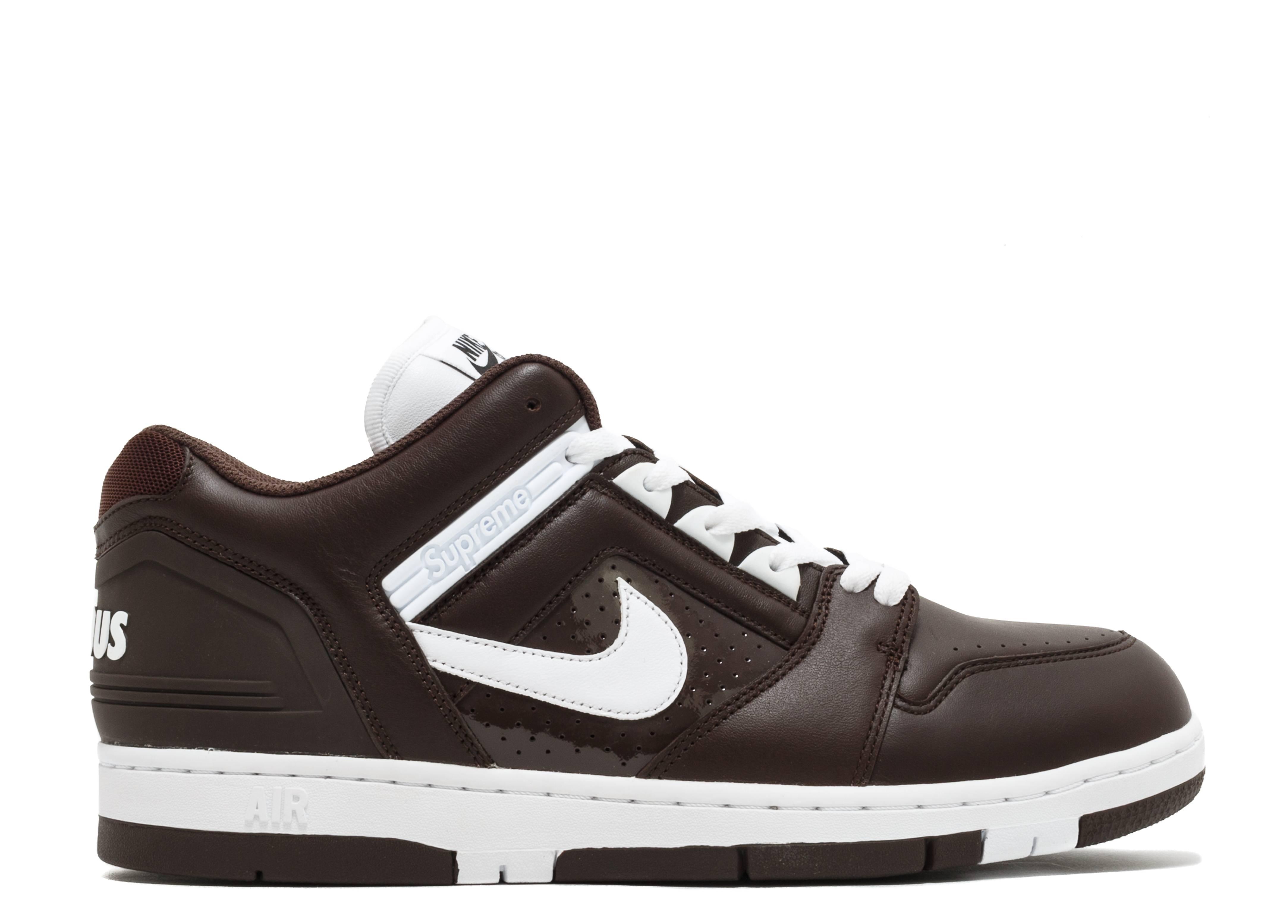 """Nike Sb Af2 Low """"Supreme"""""""