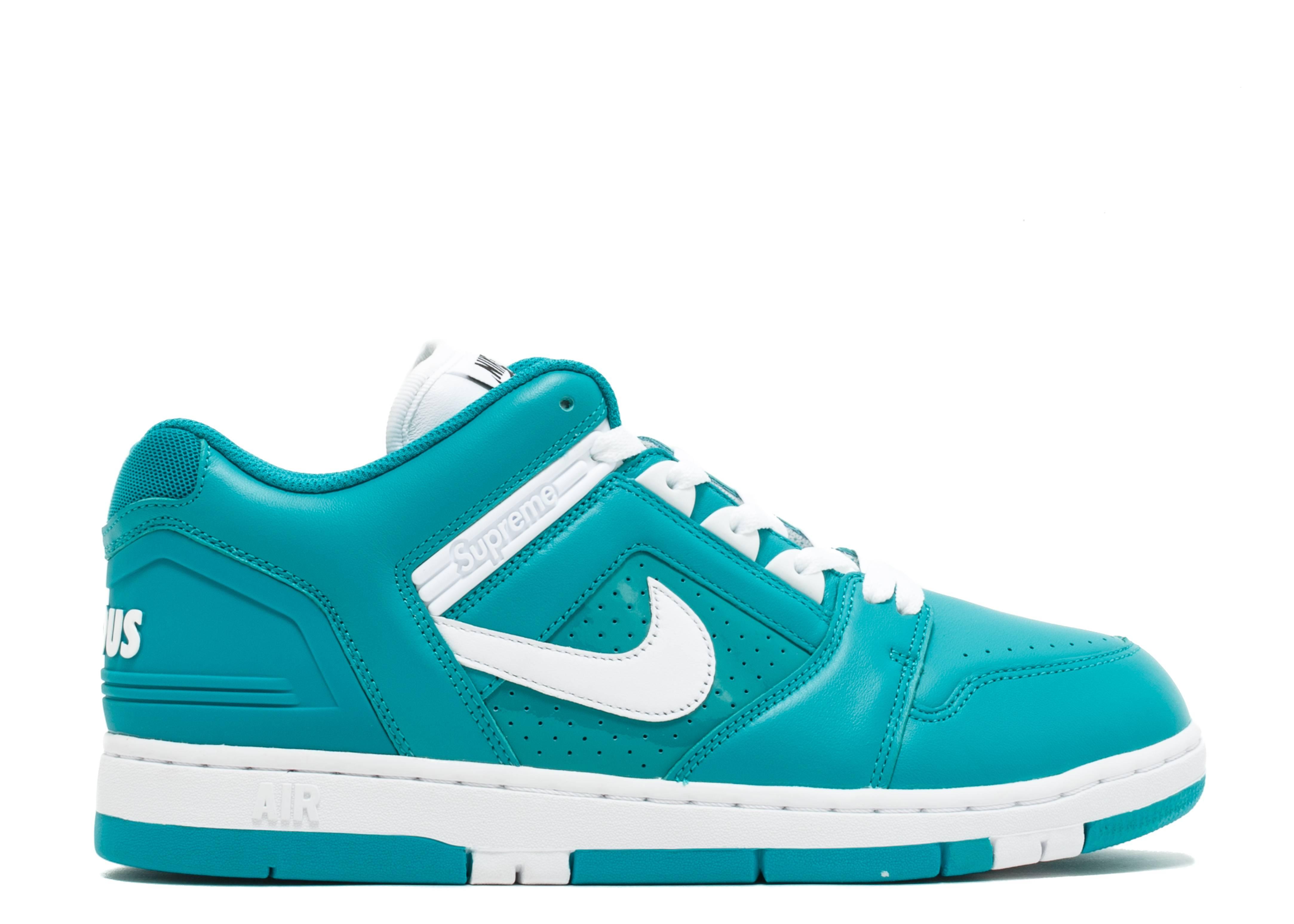 Nike Sb Af2 Low Supreme