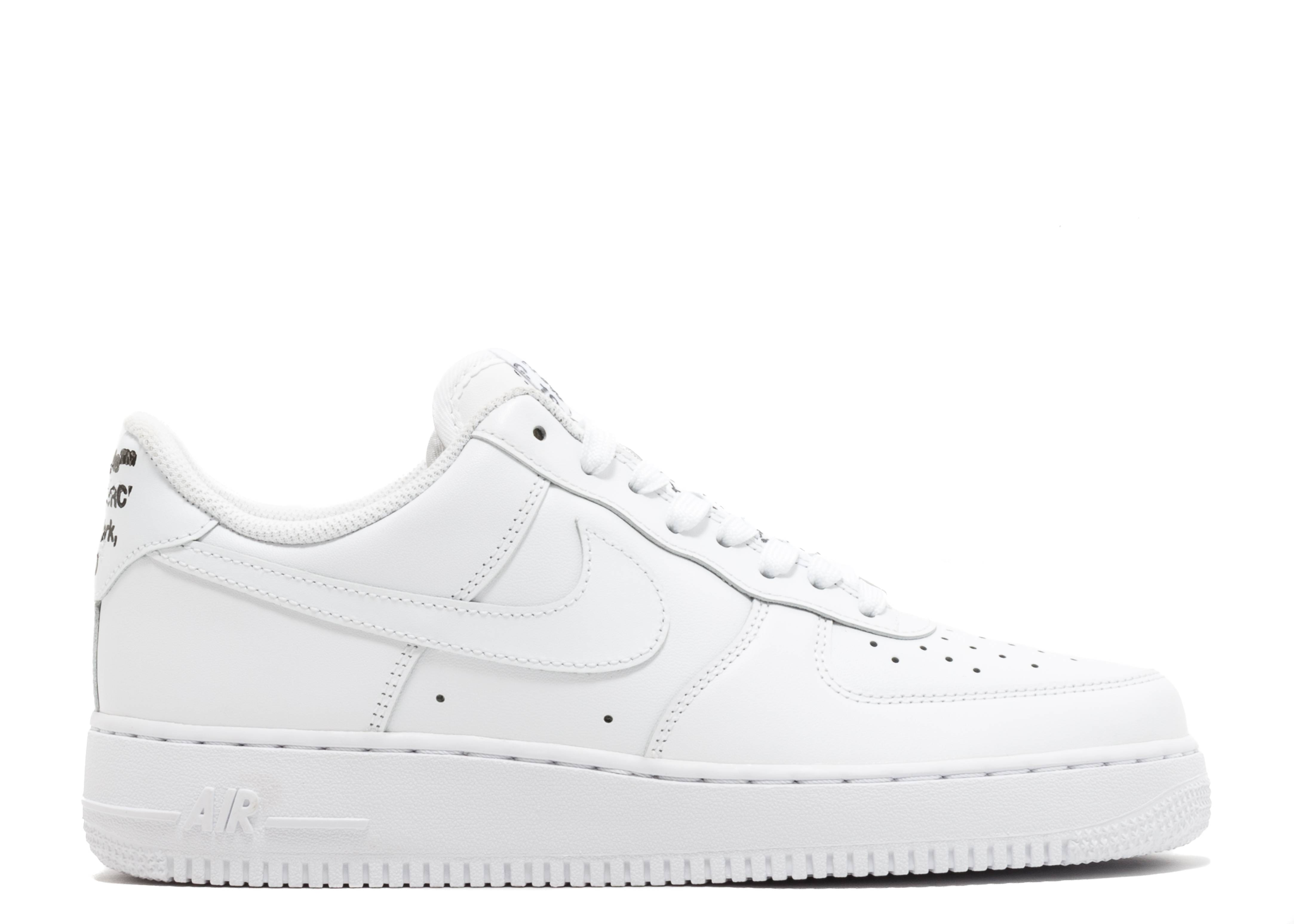 "Air Force 1 '07 NIkelab ""extra credit"" ""Off White ""extra credit"""""