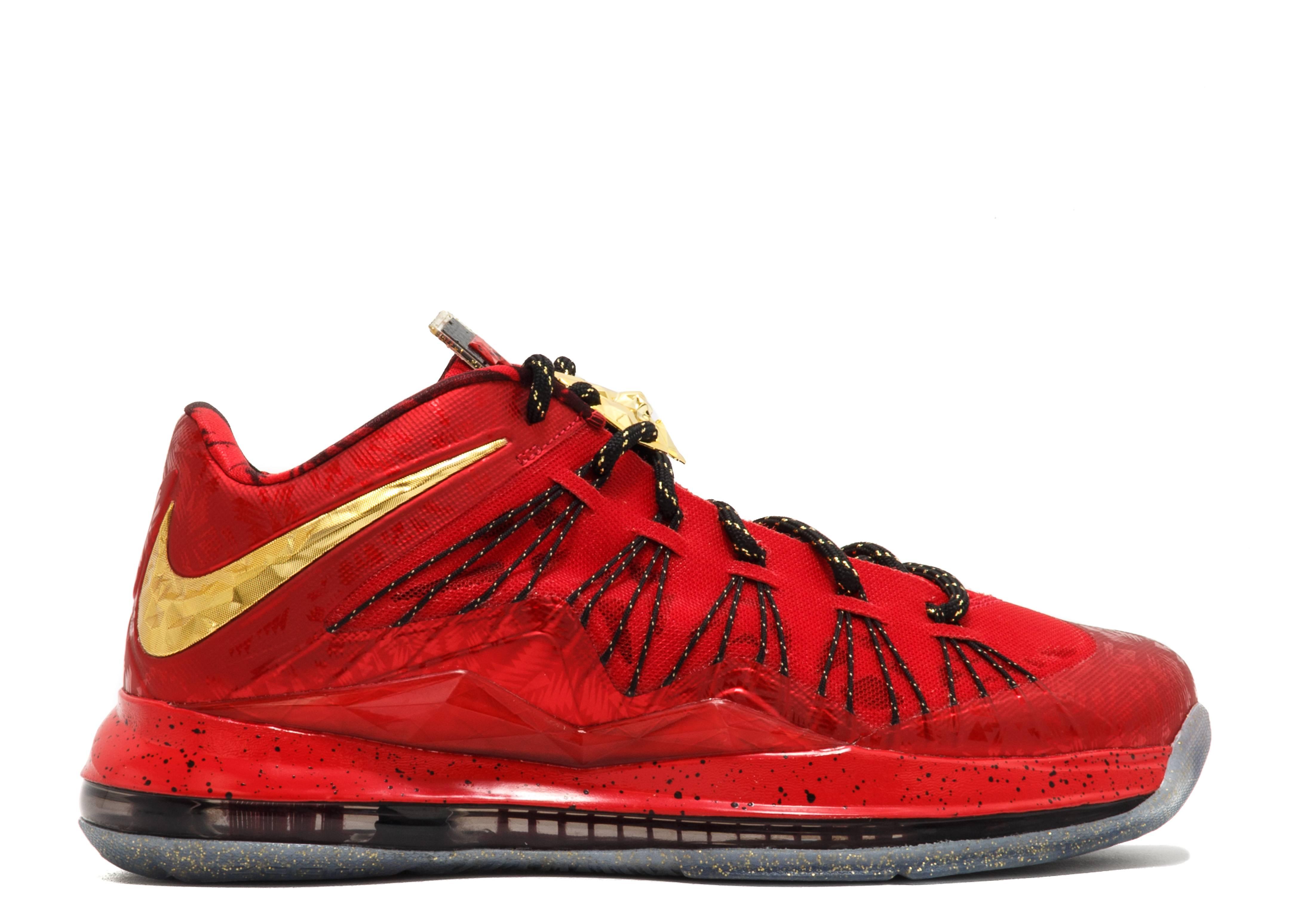 02be29e9e752 Nike Lebron 10 Low Sample