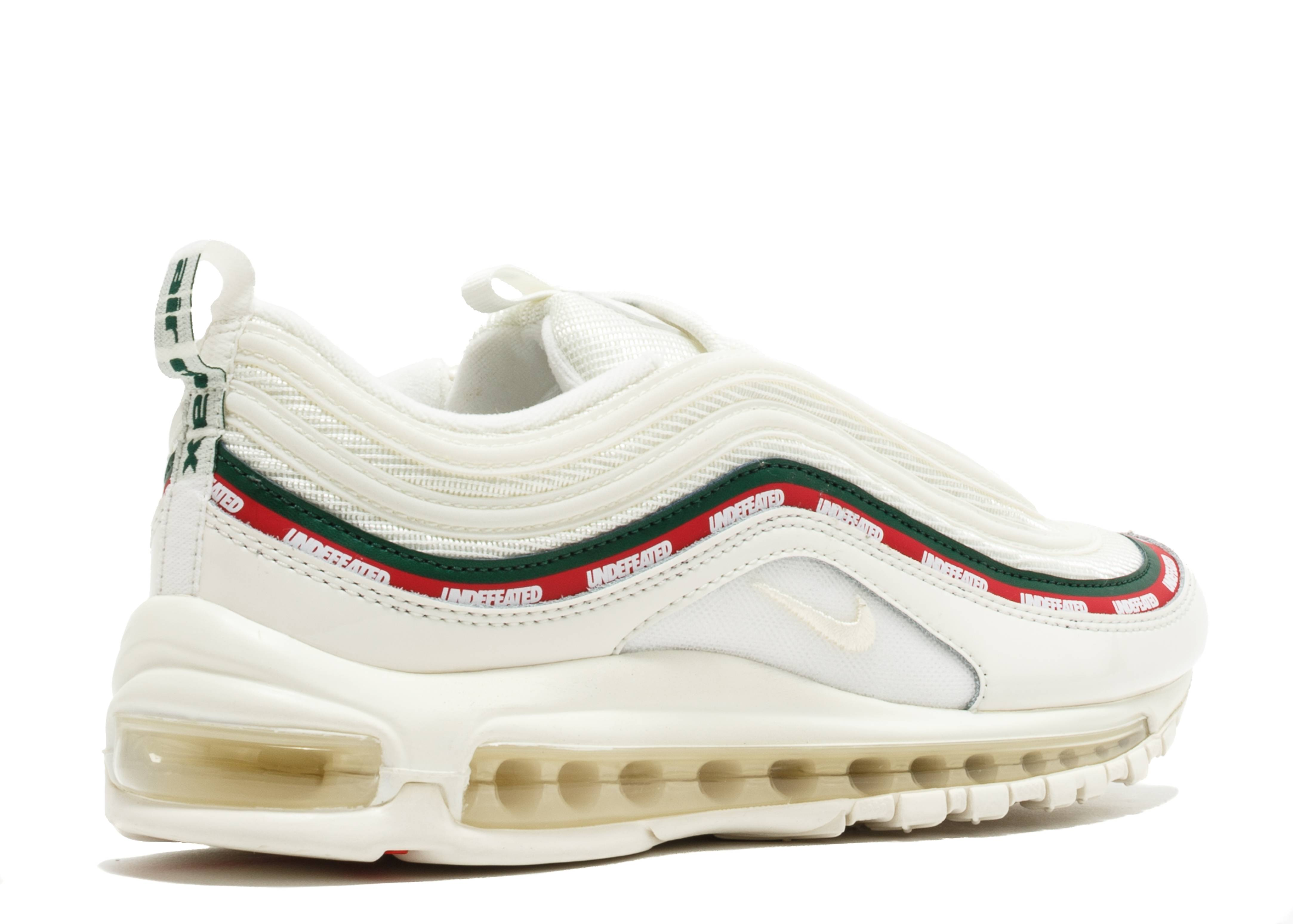 nike air max 97 undefeated flight club