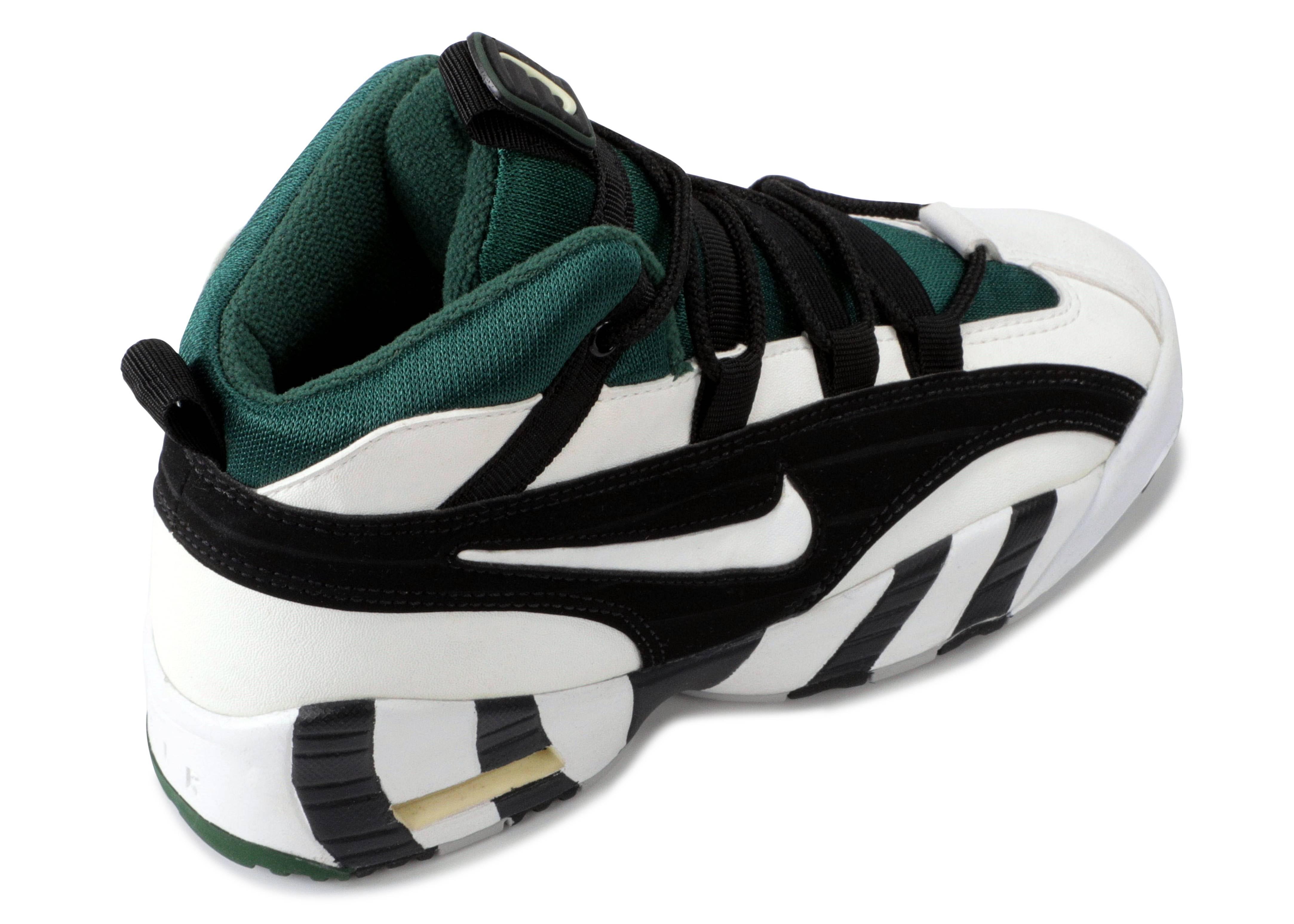 the best attitude e733d 3f68c Air Alarm - Nike - 153205 111 - whitewhite-black-deep forest  Flight Club