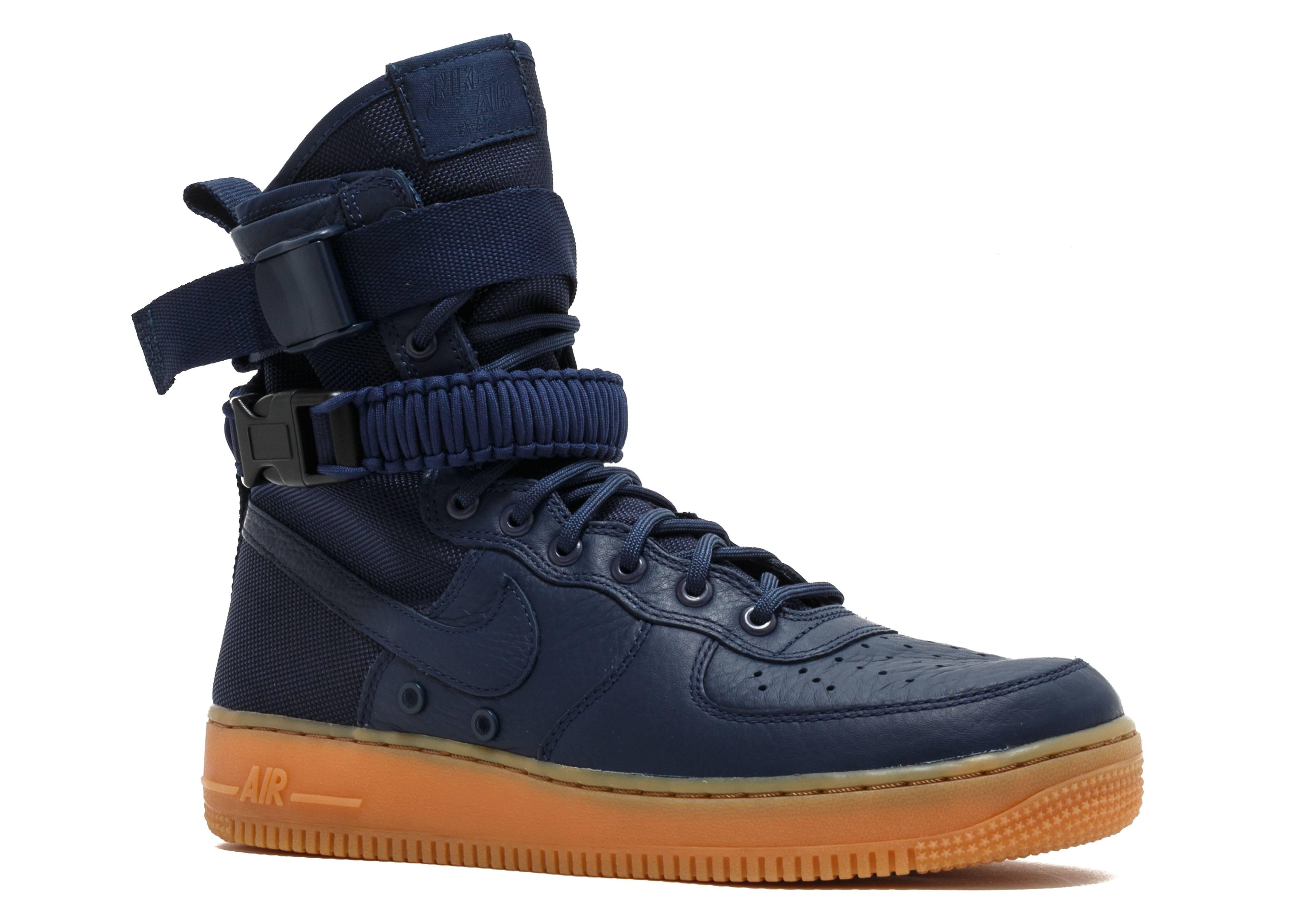 24e92dbfad26c8 Sf Af1 - Nike - 864024 400 - midnight navy midnight-navy