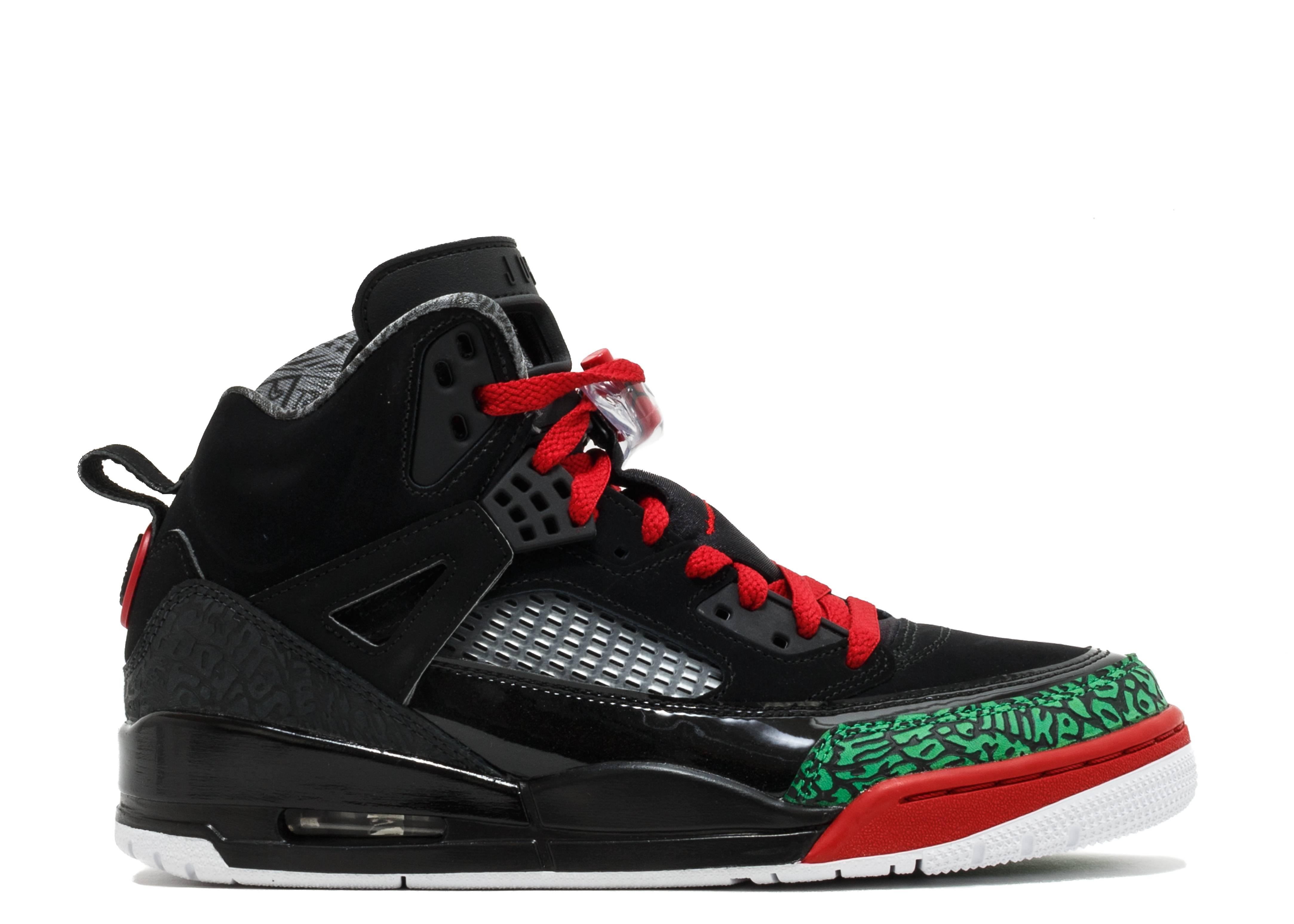 Jordan Spizike - Air Jordan - 315371 026 - black varsity red ... fd5a52555