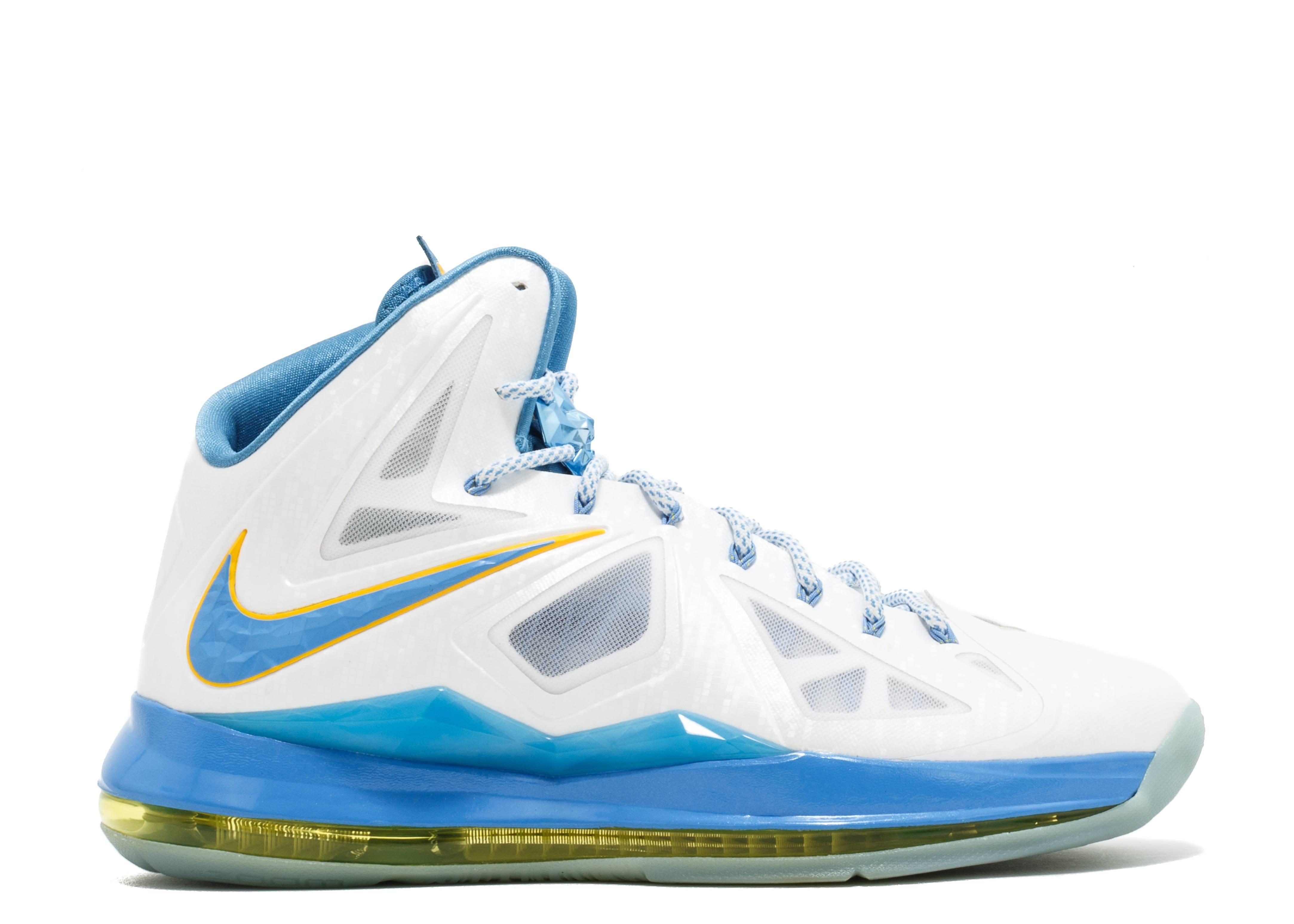 """Nike Lebron 10 Pe """"swin Cash """"home"""""""" - Nike ..."""