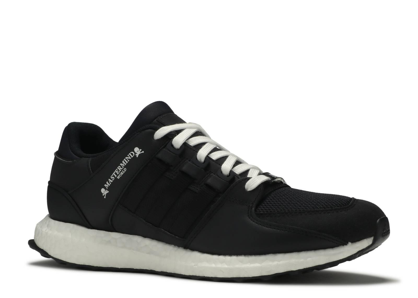 the best attitude fea57 d34b8 Adidas EQT Support Ultra Mastermind Black - 1