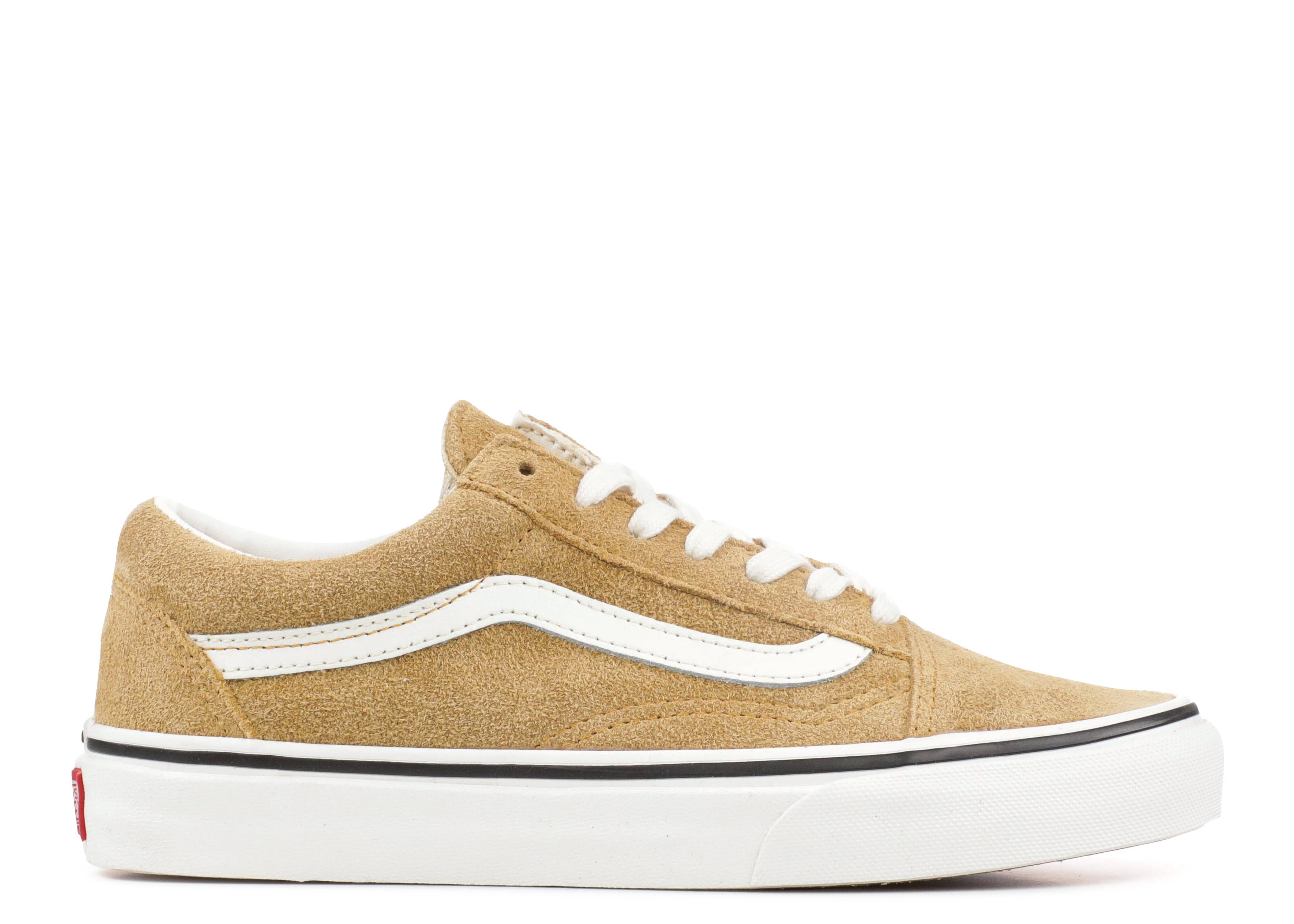 "old skool ""fuzzy suede"""