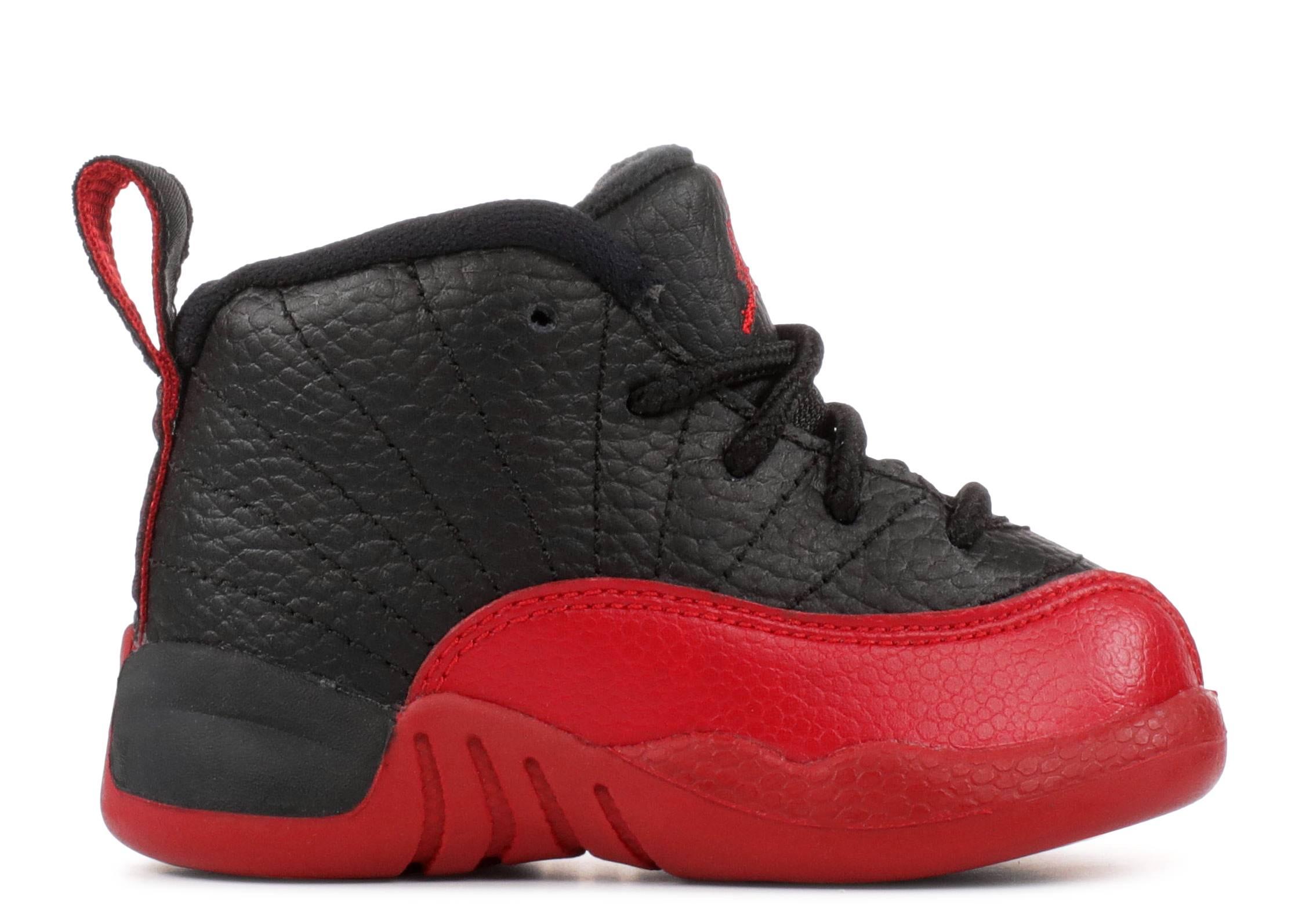 c8f1b81fa0e Jordan 12 Retro Bt - Air Jordan - 850000 002 - black/varsity red ...