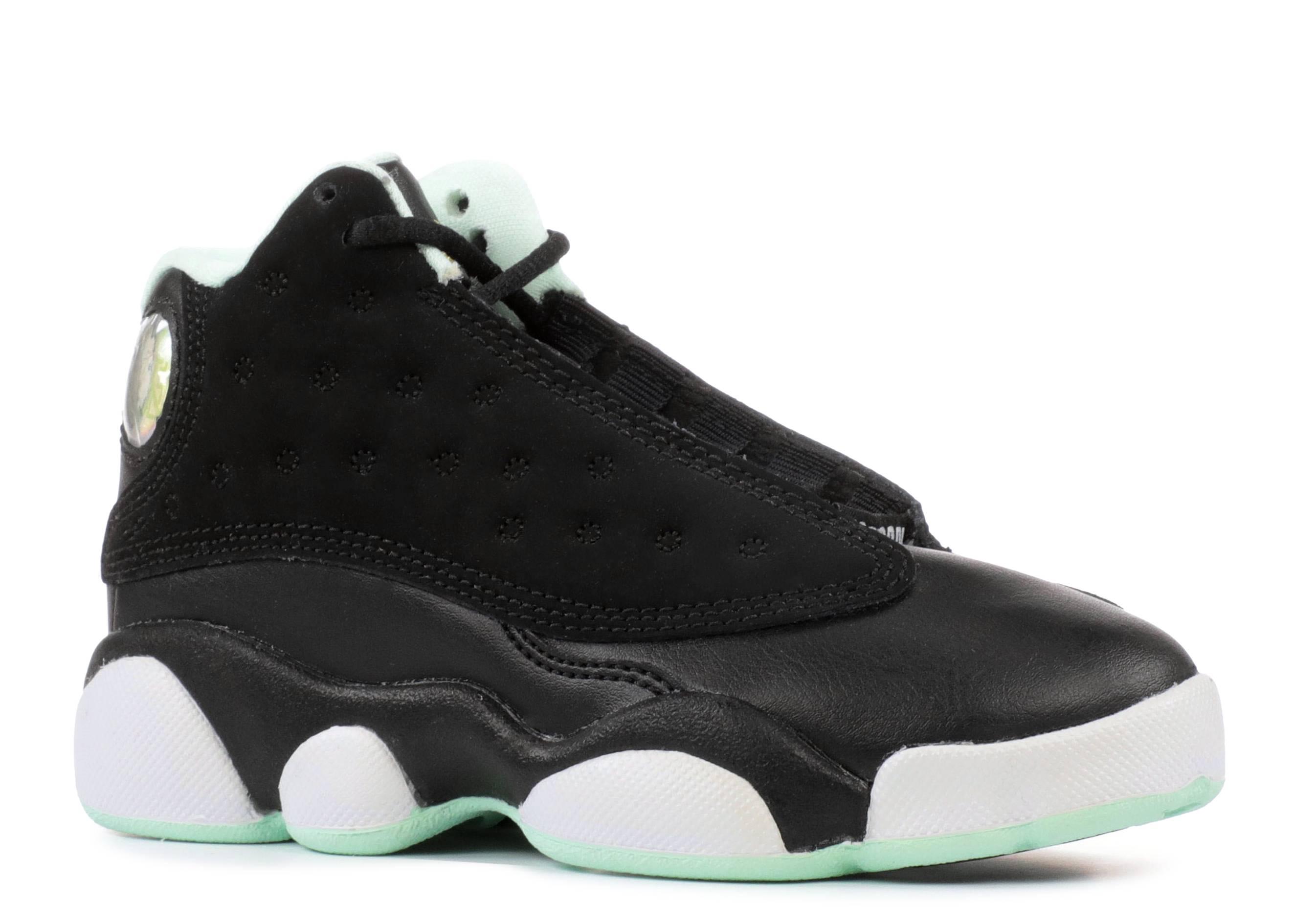 Air Jordan 13 Retro PS # 439669 018 White Wolf Grey Kids SZ 11-3