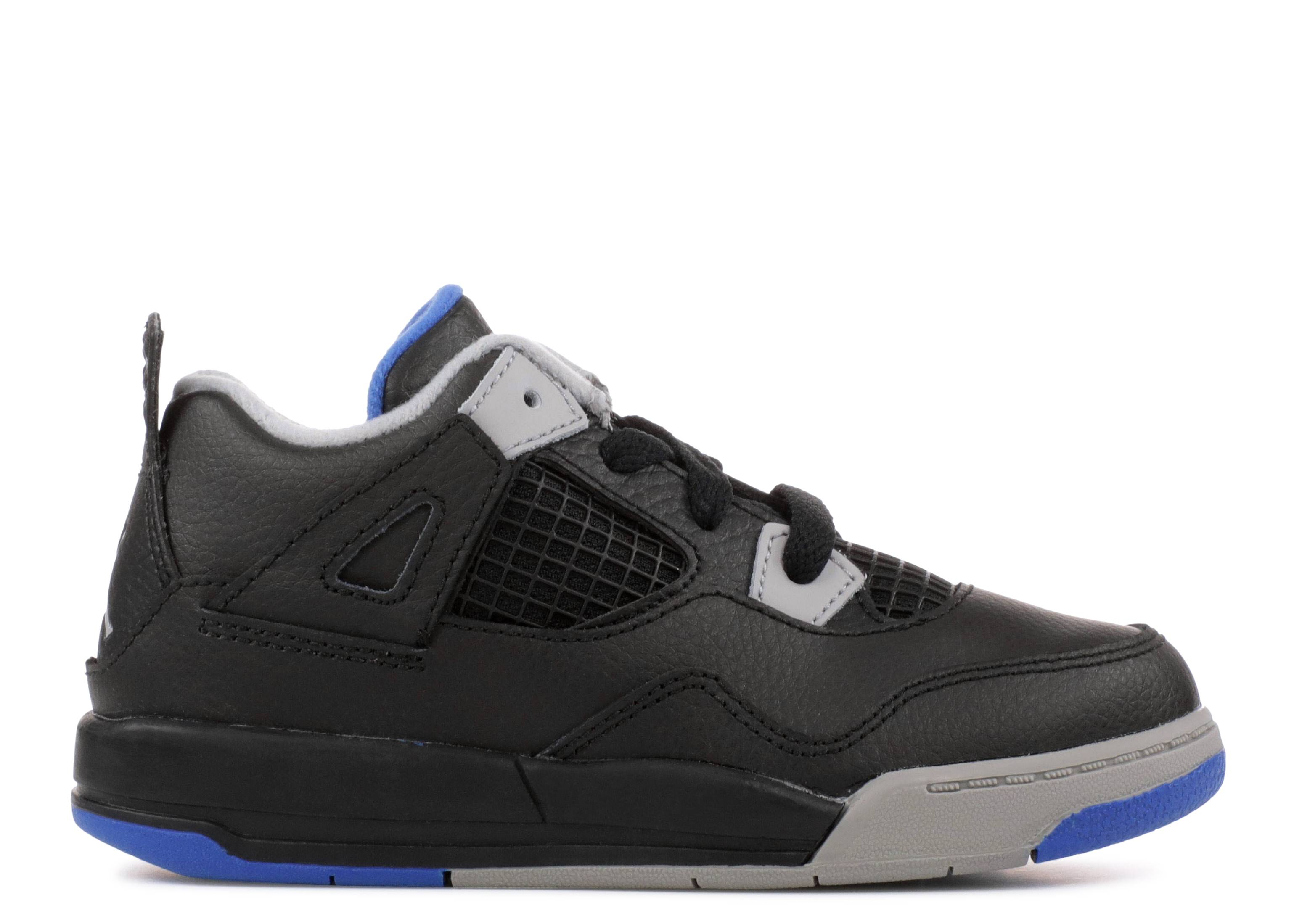 "Jordan 4 Retro BT ""Motorsports Alternate"""