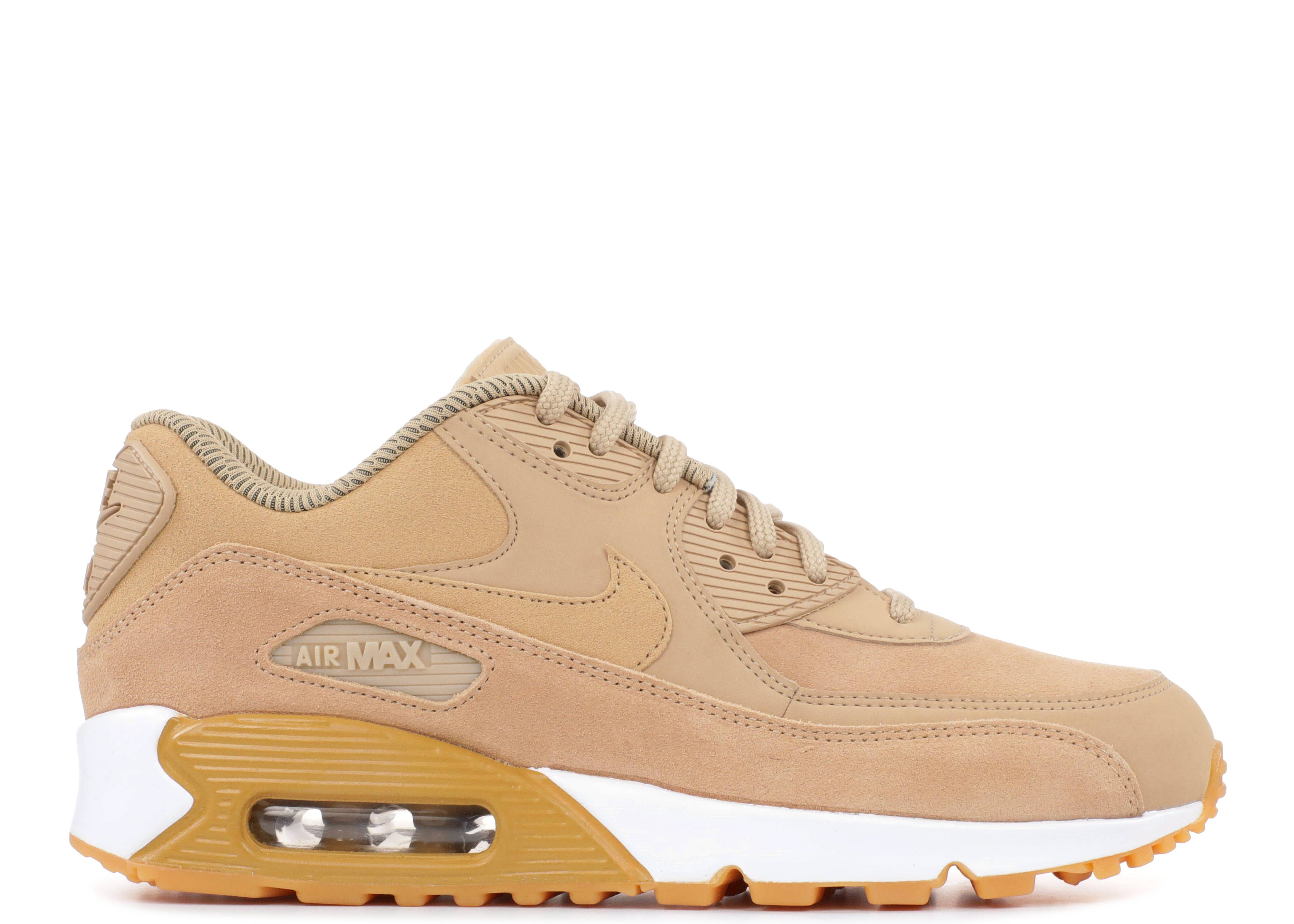 detailed look 17c2b 8084c Wmns Air Max 90 Se - Nike - 881105 200 - mushroom  mushroom   Flight Club
