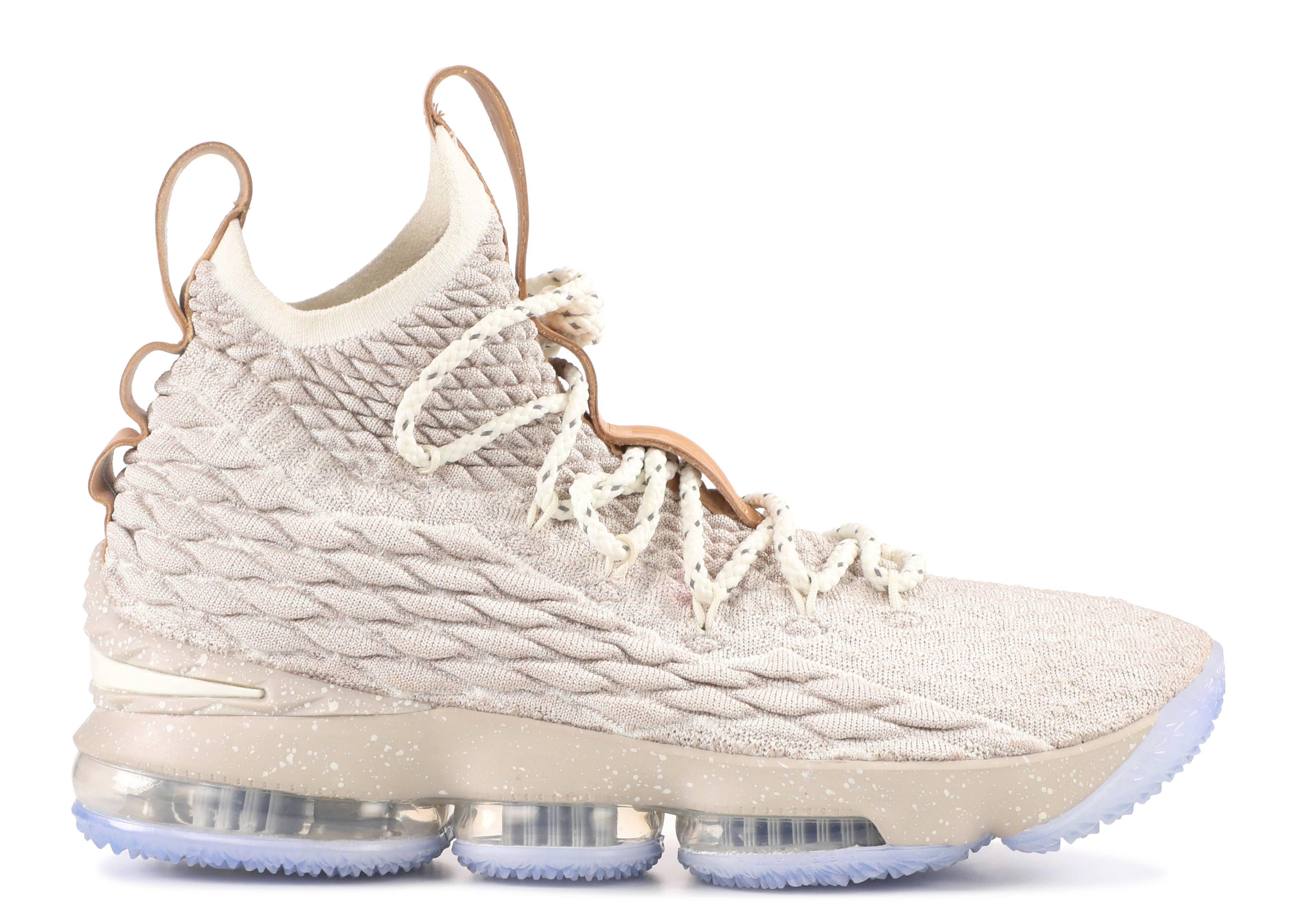 buy popular 3ec4f cd6ac Lebron 15 - Nike - 897648 200 - stringsail-vachetta tan  Fli