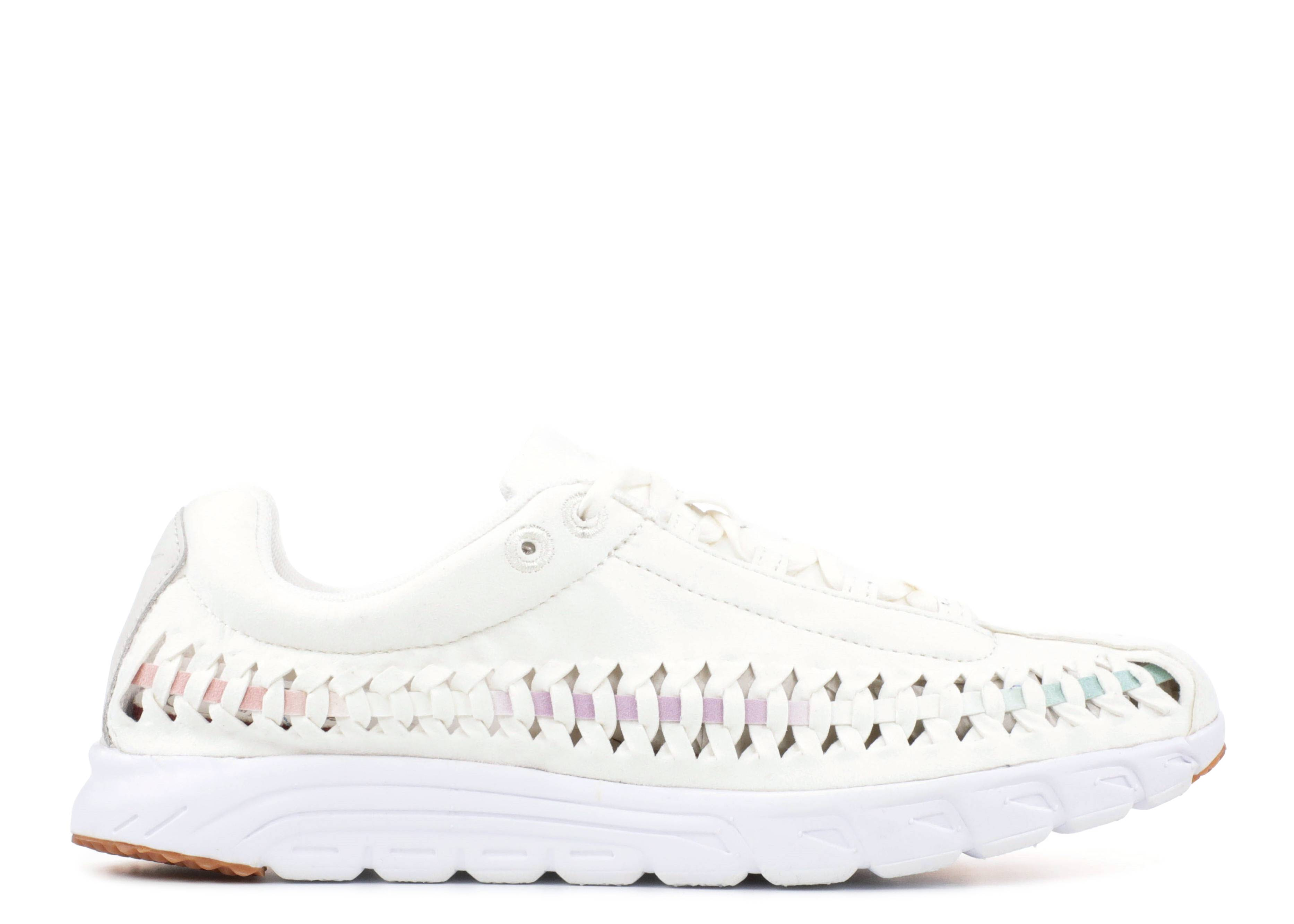 Wmns Mayfly Woven - Nike - 833802 101 - sail sail-red stardust ... ed2268dde