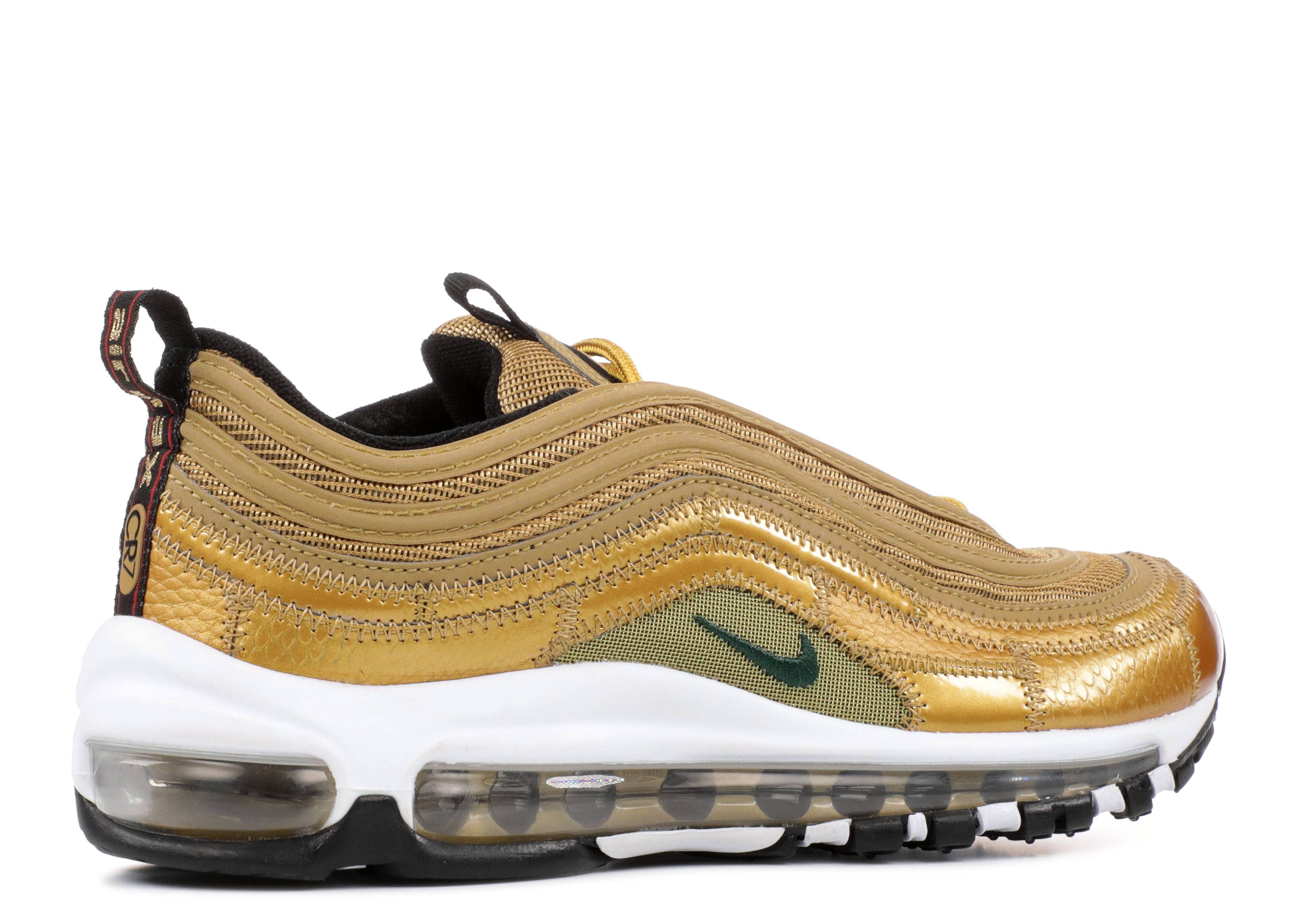 Christiano Ronaldo's Nike Air Max C7 Shoes Have a Special