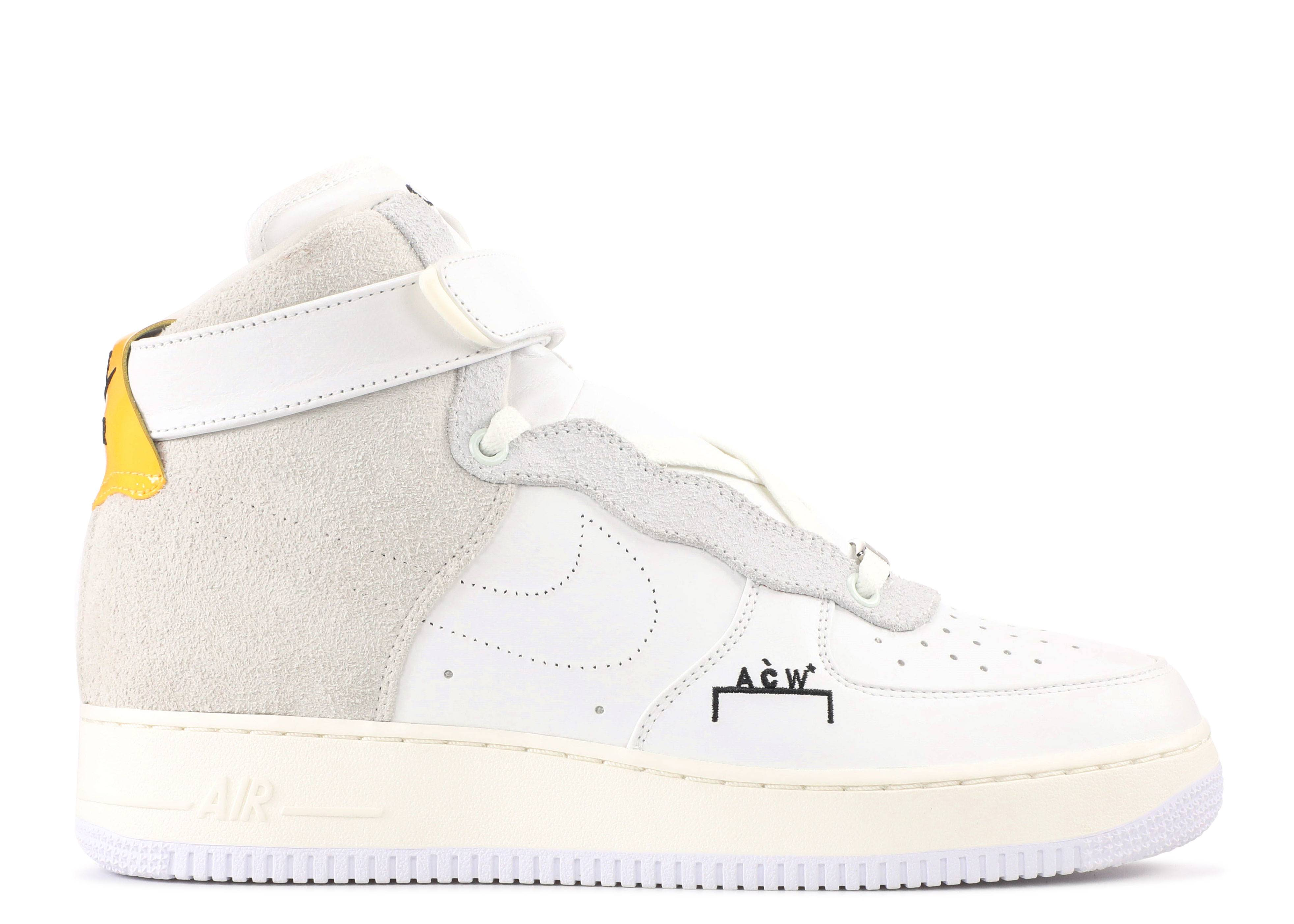 buy online 5a9b8 93242 nikelab air force one high