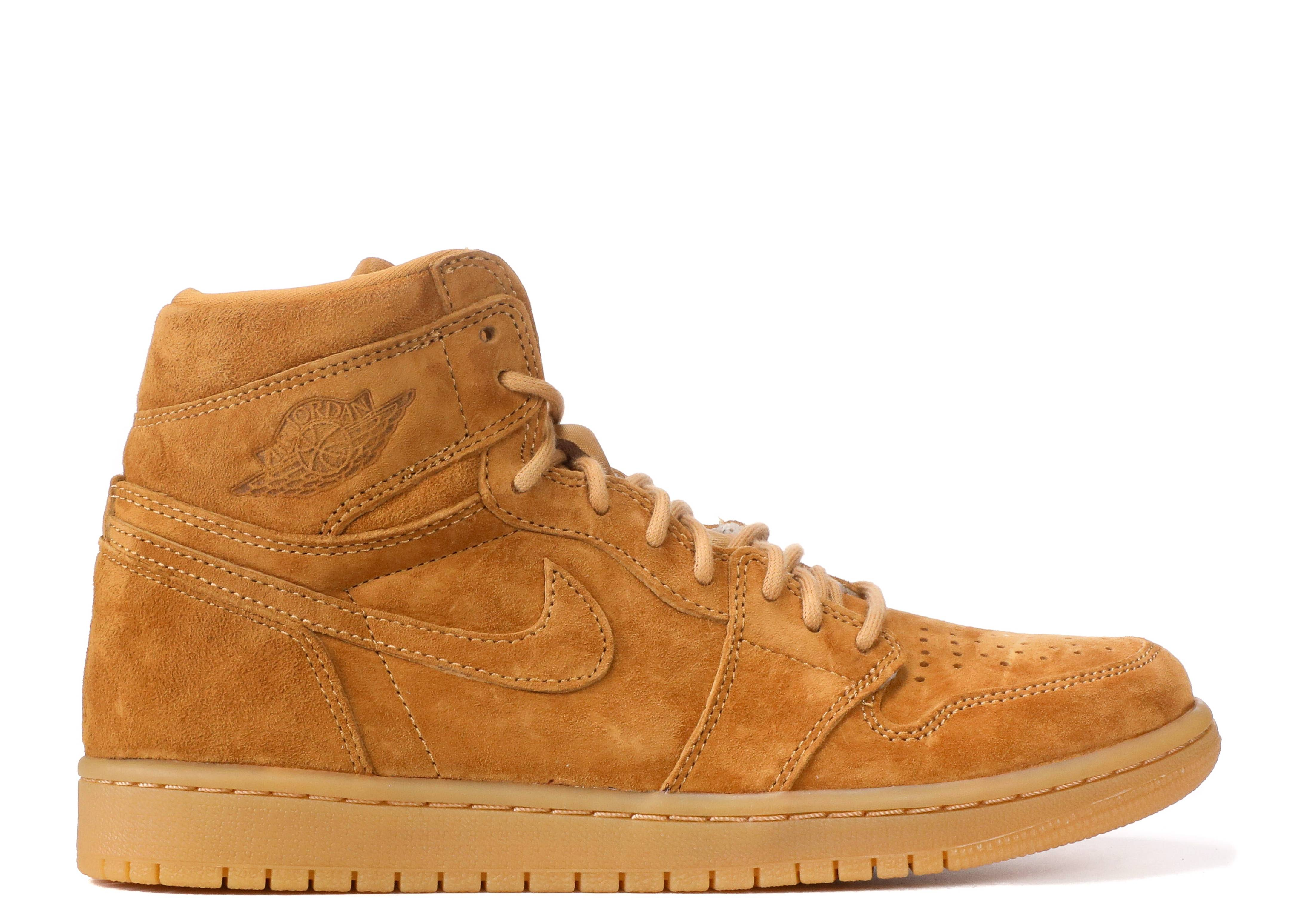"Air Jordan 1 Retro High OG ""Golden Harvest"""