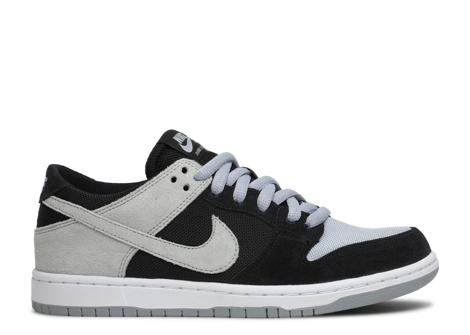 6d8d38eee0b Nike Sb Zoom Dunk Low Pro - Nike - 854866 001 - black wolf grey ...