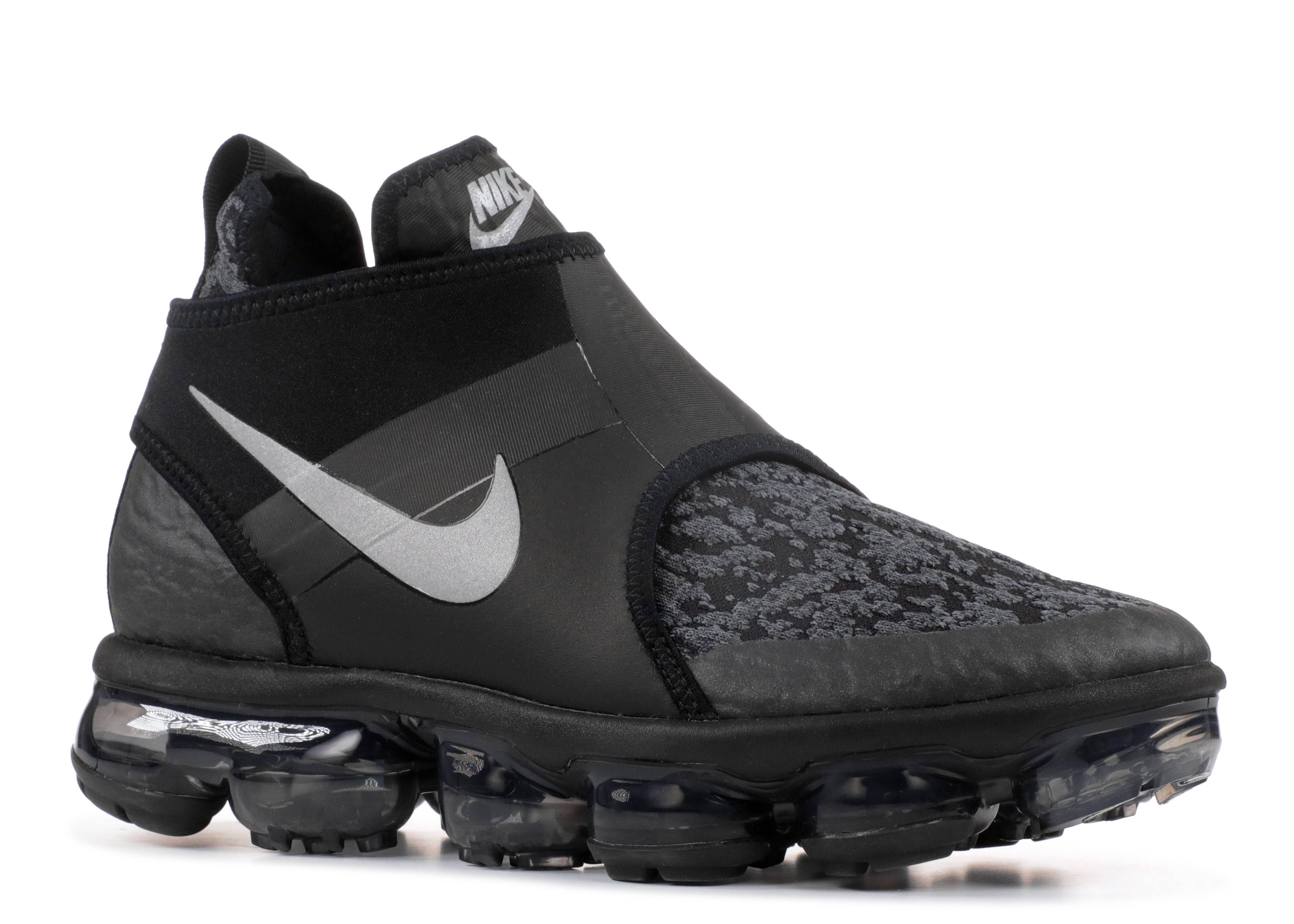 Nike Vapormax Chukka Slip On Feet