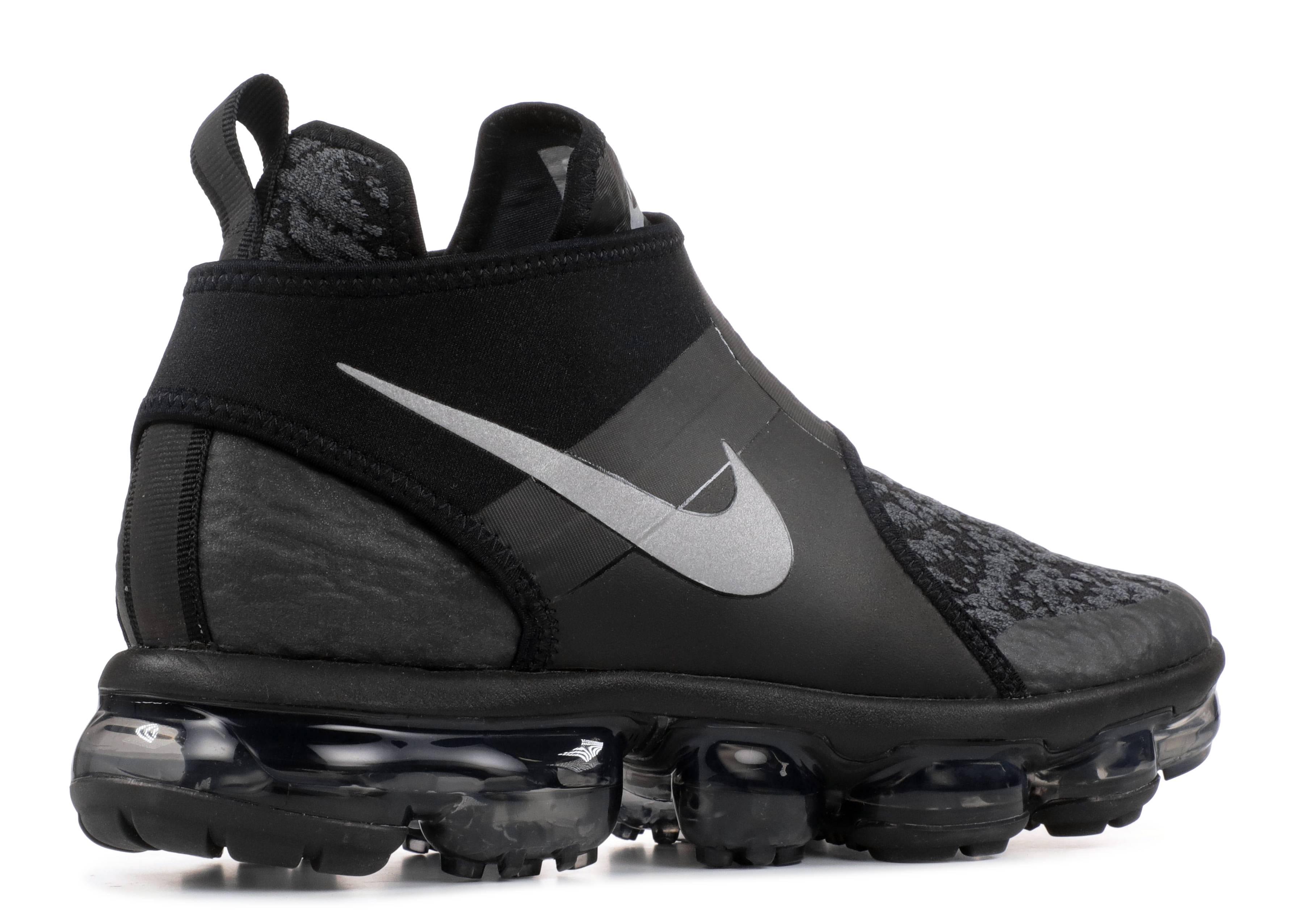 8e479fe0a4 Nike Air Vapormax Chukka Slip - Nike - AO9326 002 - black reflect ...