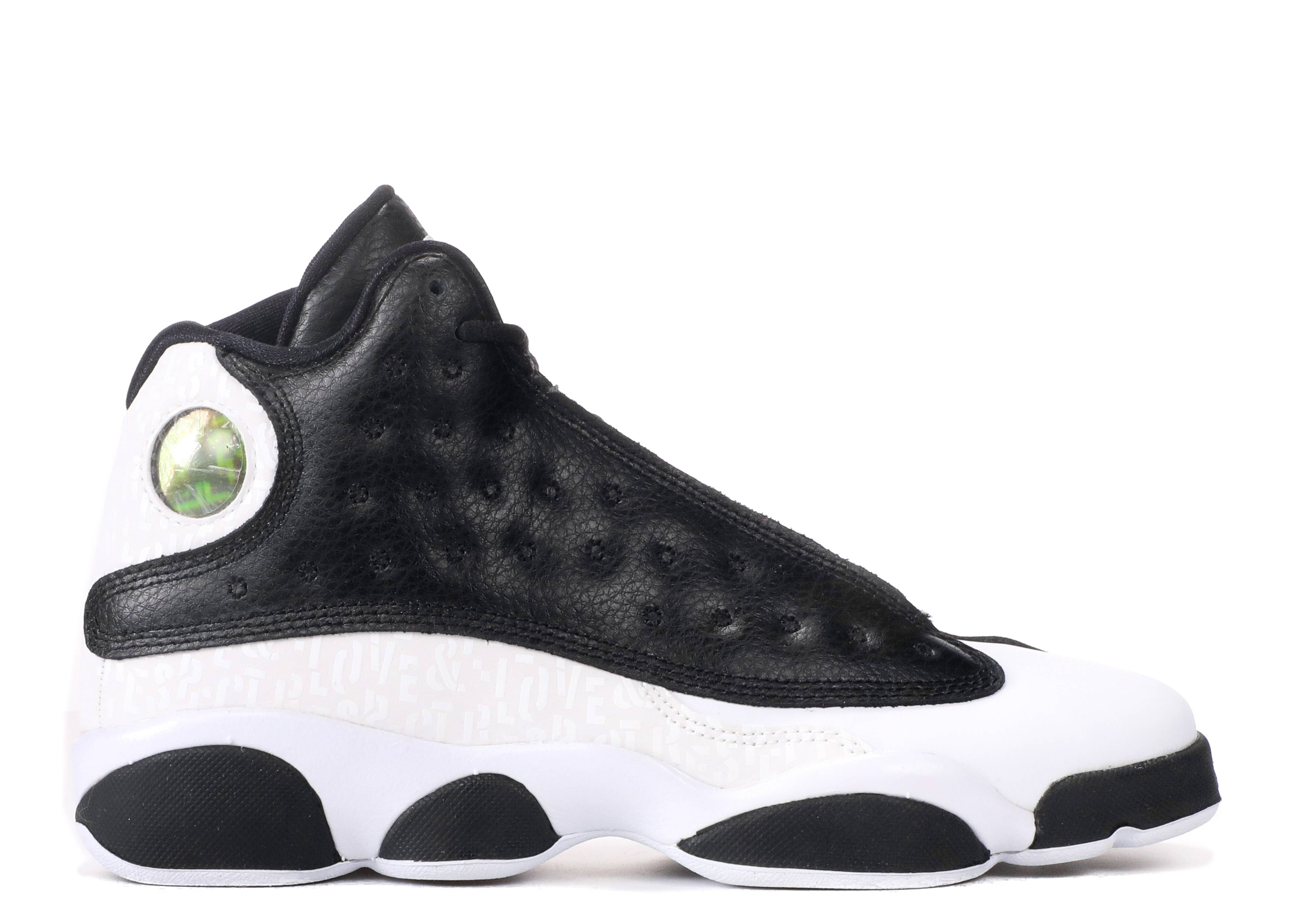"AIR JORDAN 13 RETRO L&R GG ""Love & Respect"""