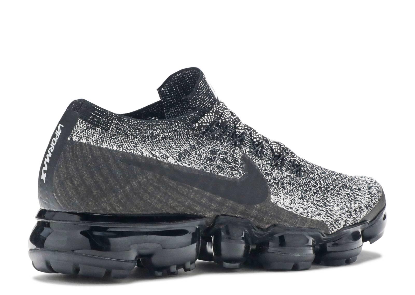 820e3f82e480 Wmns Nike Air Vapormax Flyknit - Nike - 849557 041 - black black-white-racer  blue