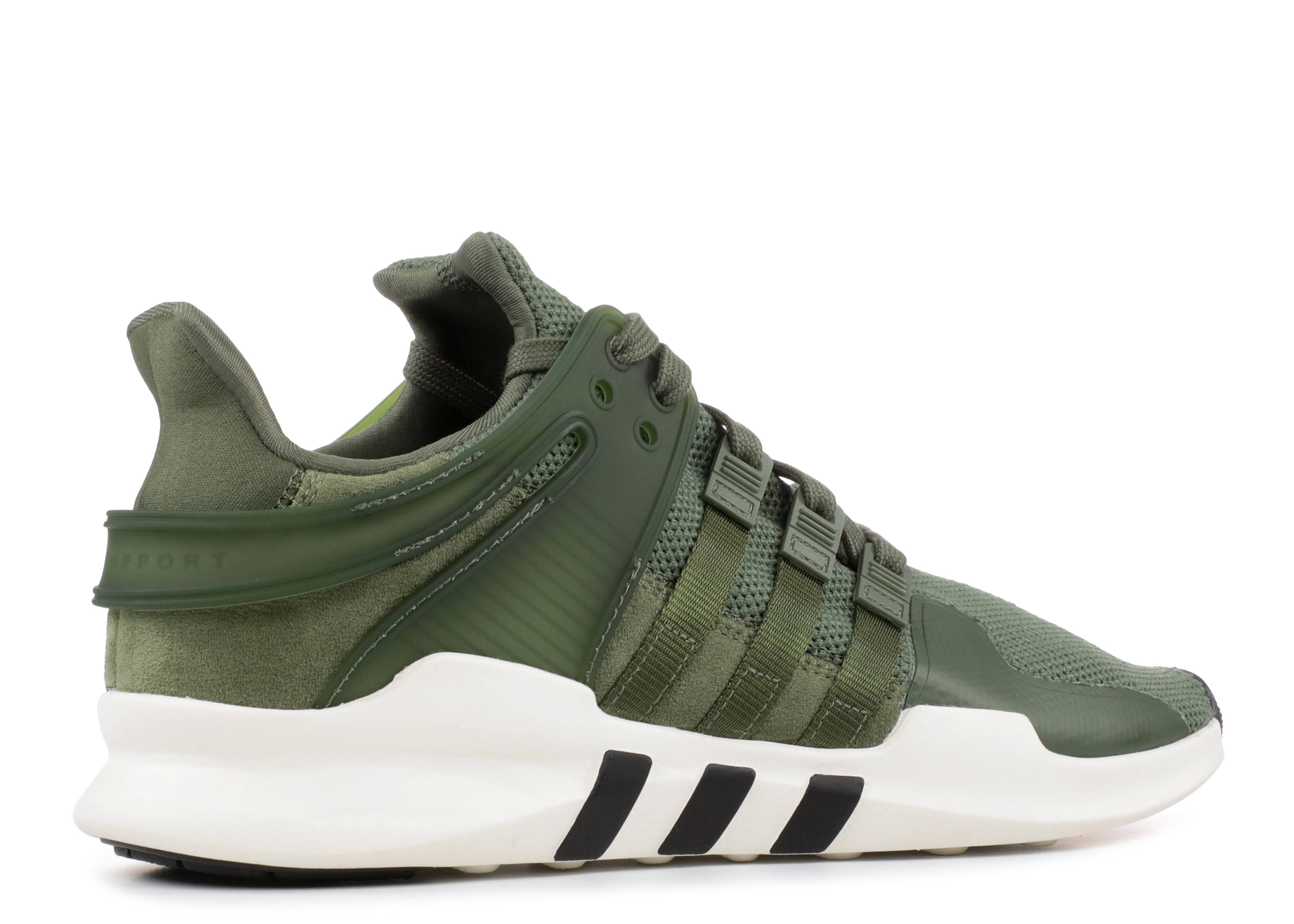 separation shoes 216e7 f0762 purchase adidas eqt support adv olive hvit cp9689 50923 6a81e