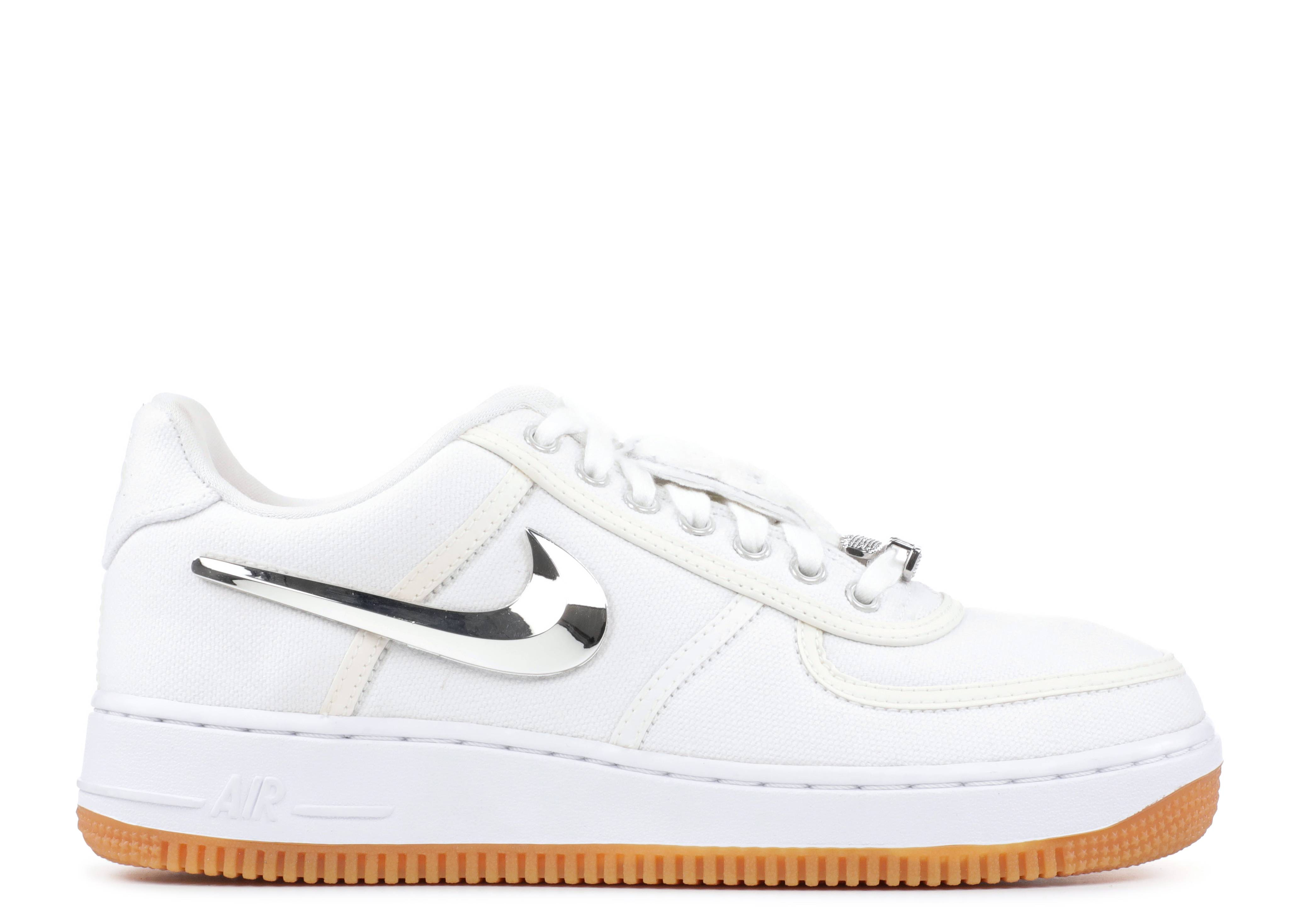 "air force 1 low ""travis scott"""