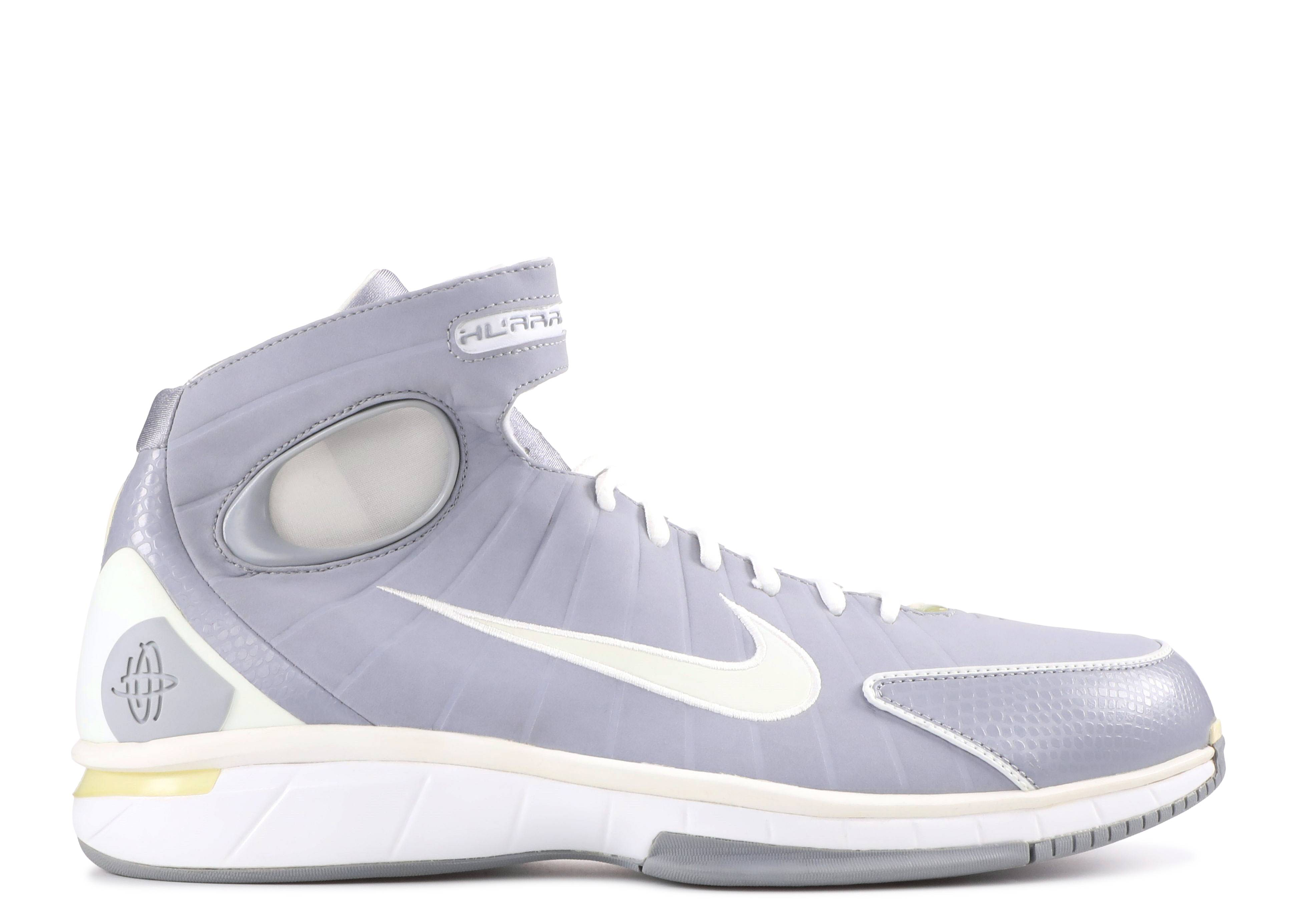 6ed1cd7dd2ef Air Zoom Huarache 2k4 - Nike - 310315 011 - stealth  white