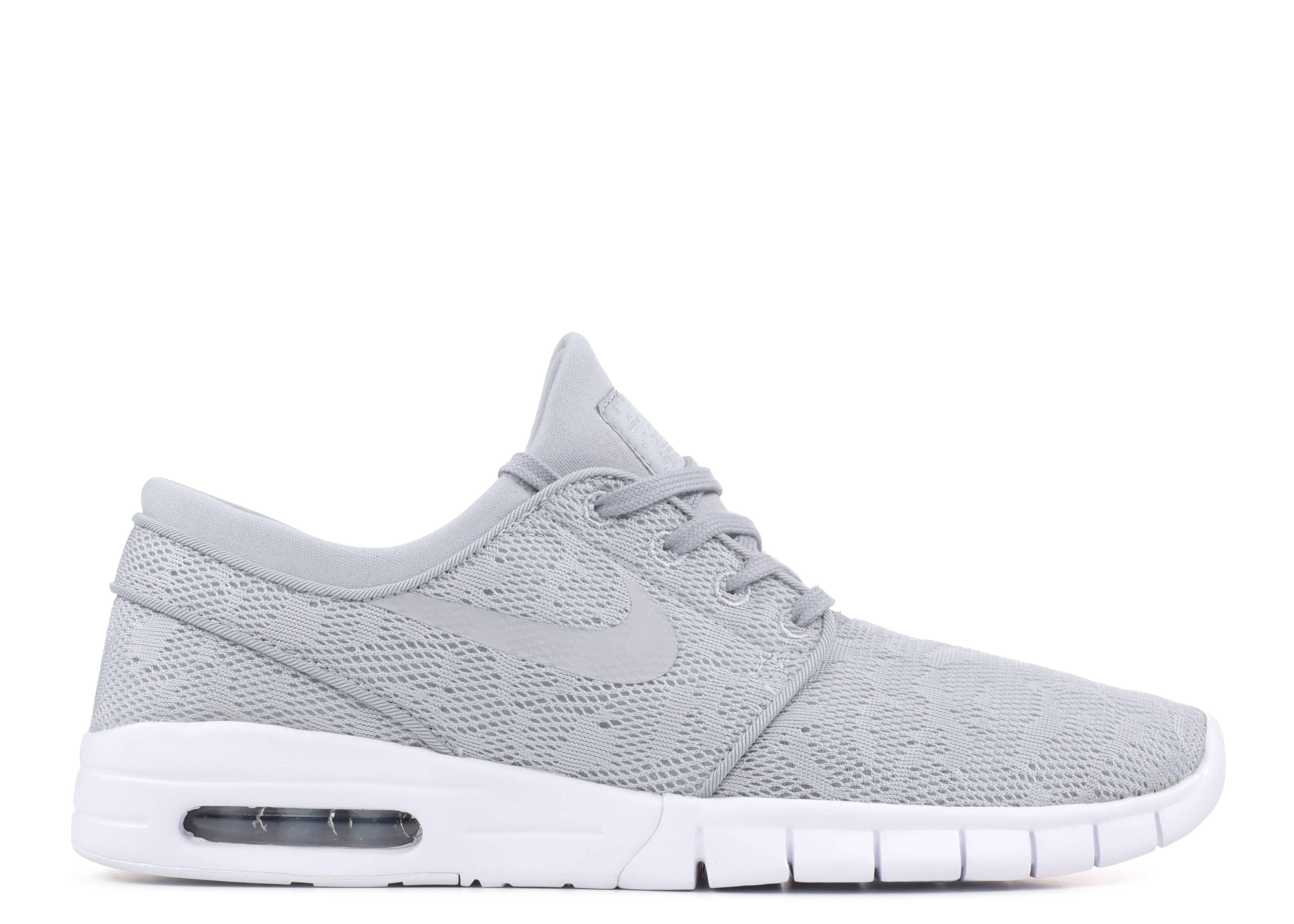 Nike SB Stefan Janoski Max Wolf Grey