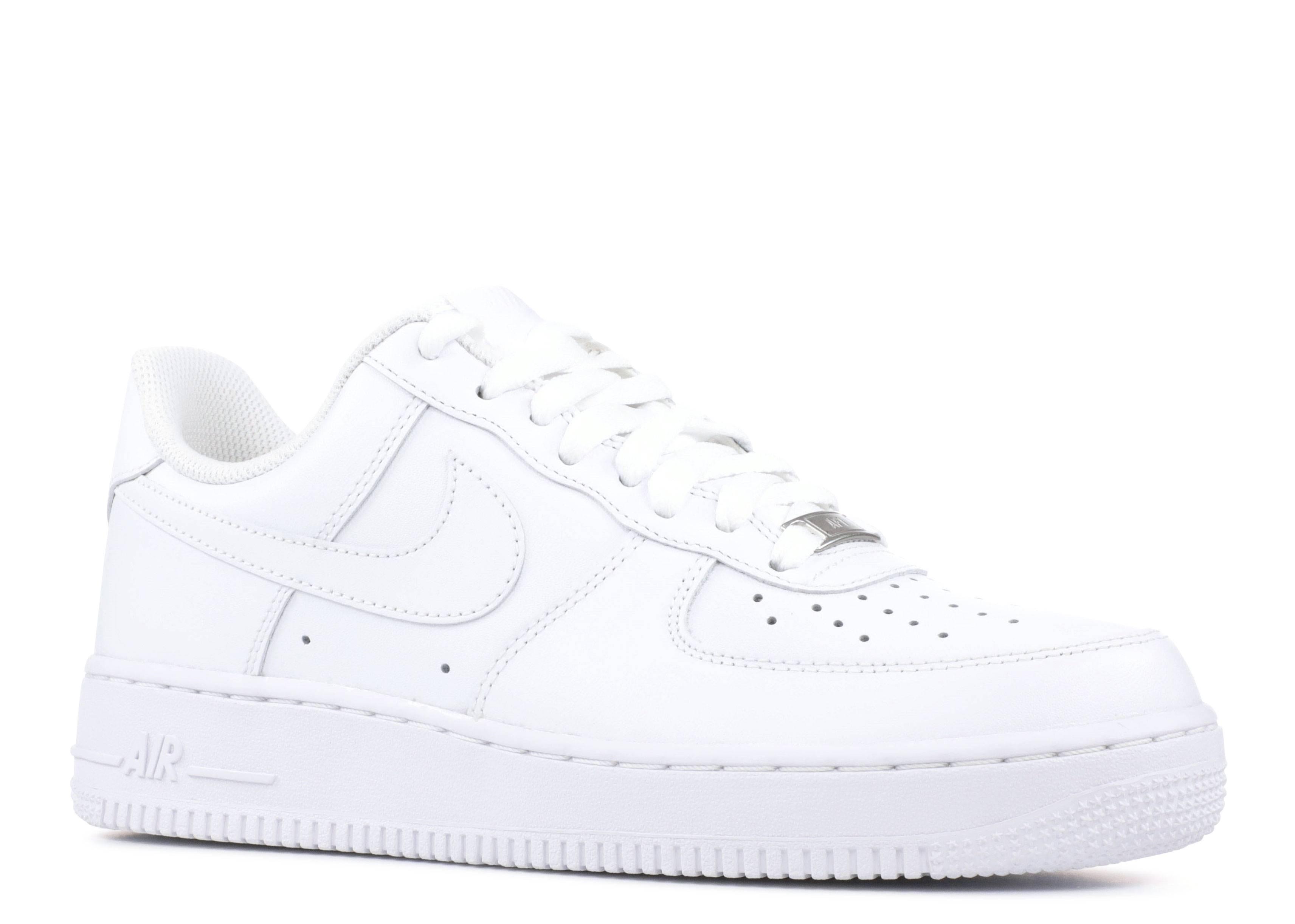 4d34b91dd24 Nike Air Force 1  07 Triple White - 1