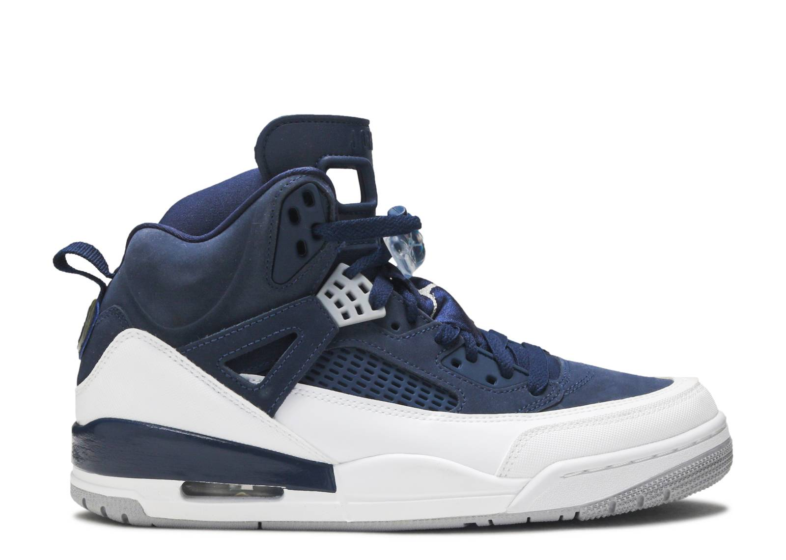 Jordan Spizike - Air Jordan - 315371 406 - midnight navy metallic ... 41cb9cd5d