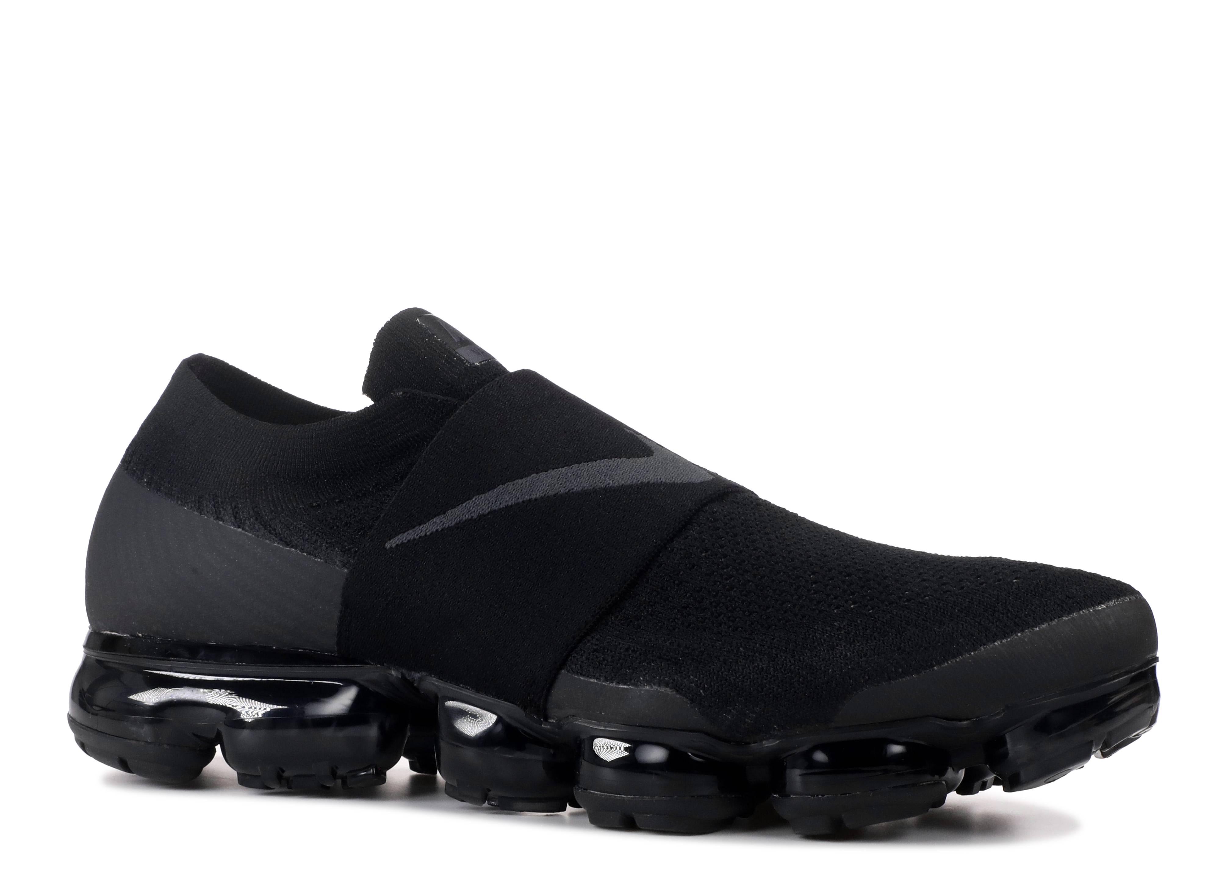 640c0c5e4f818 Nike Air Vapormax Moc Triple Black - 1