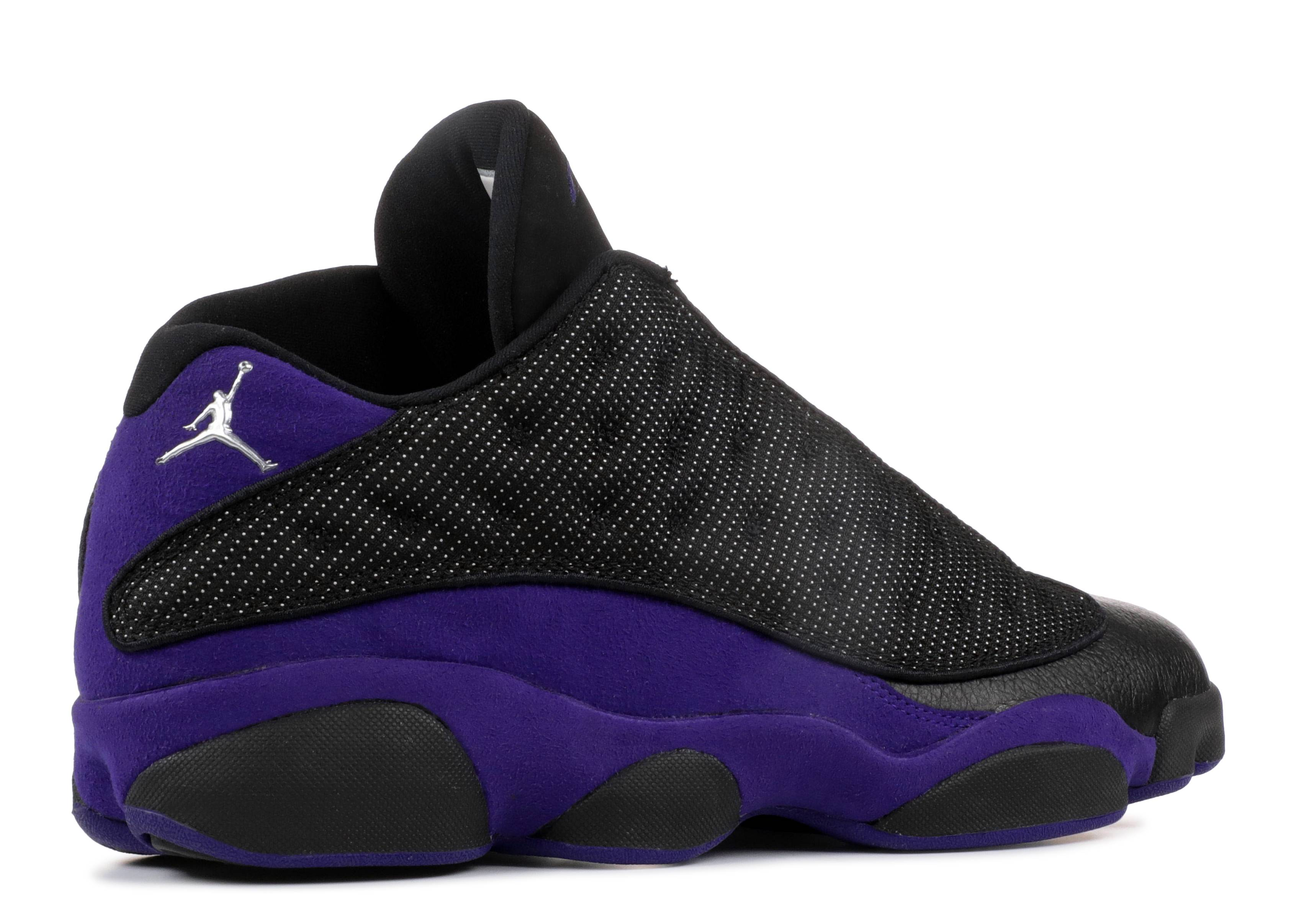 ff26d2d5aa2 ... greece air jordan 13 low pe black purple def41 aad55