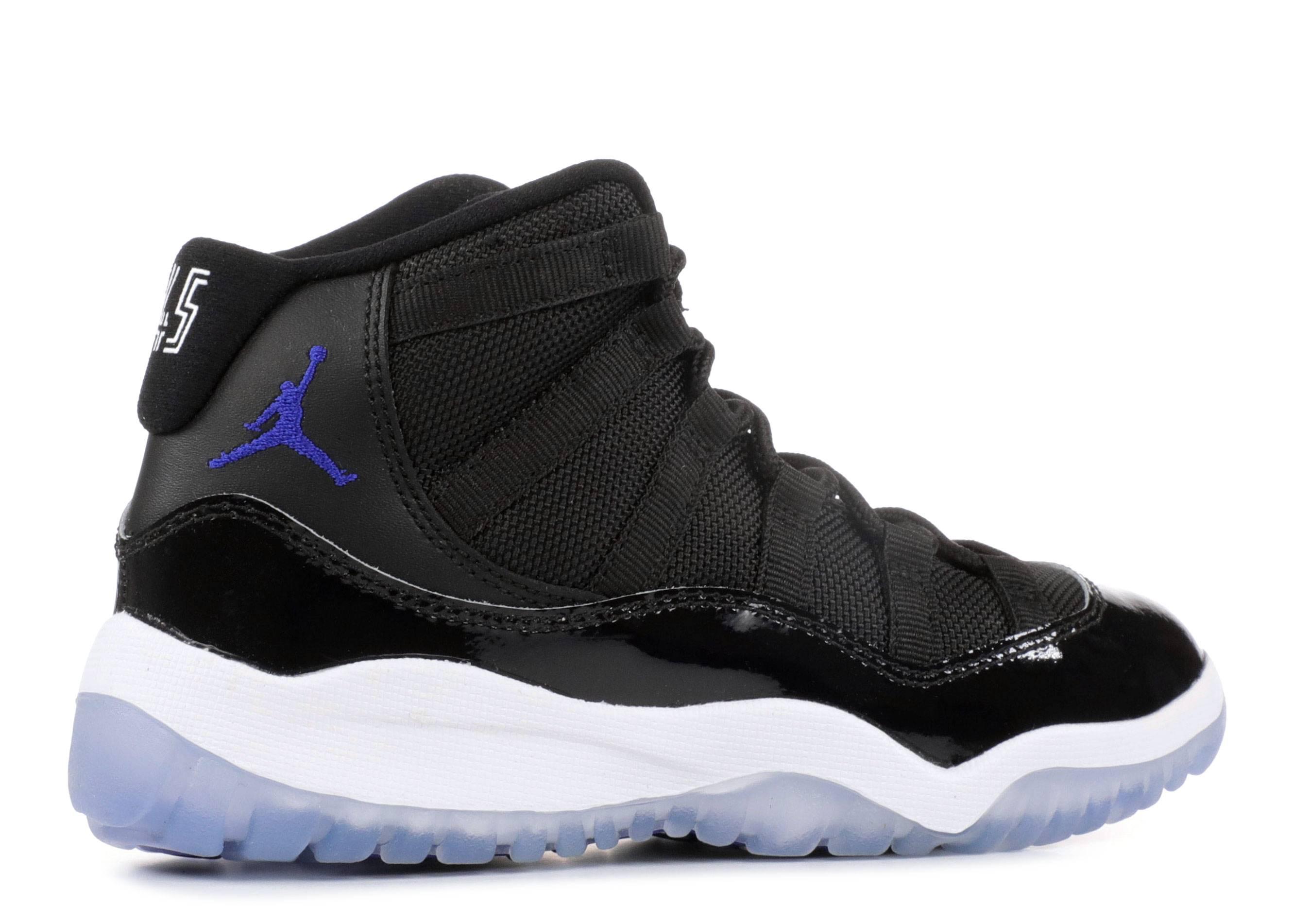 Jordan 11 Retro Bp (ps)