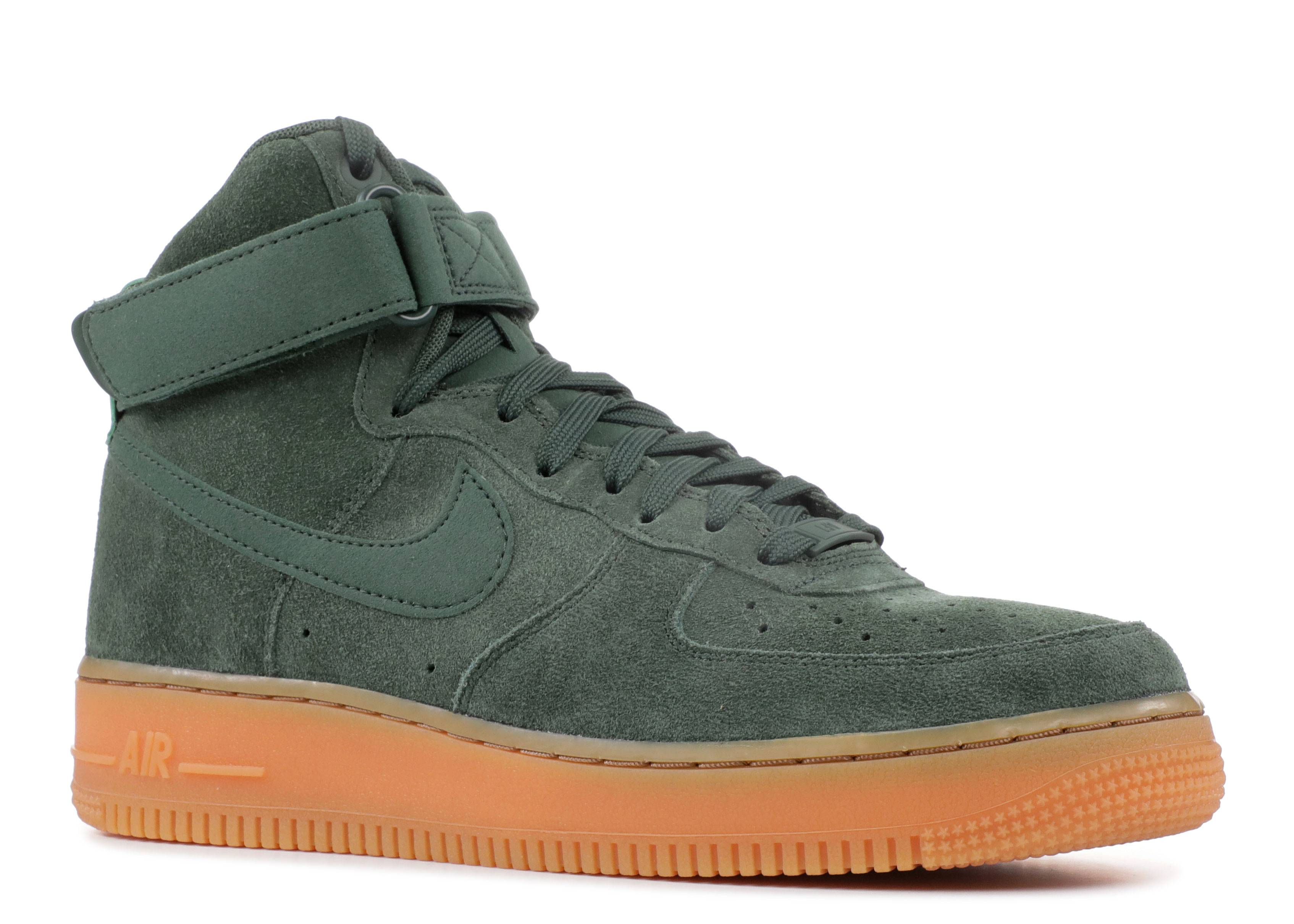 Air Force 1 High '07 Lv8 Suede
