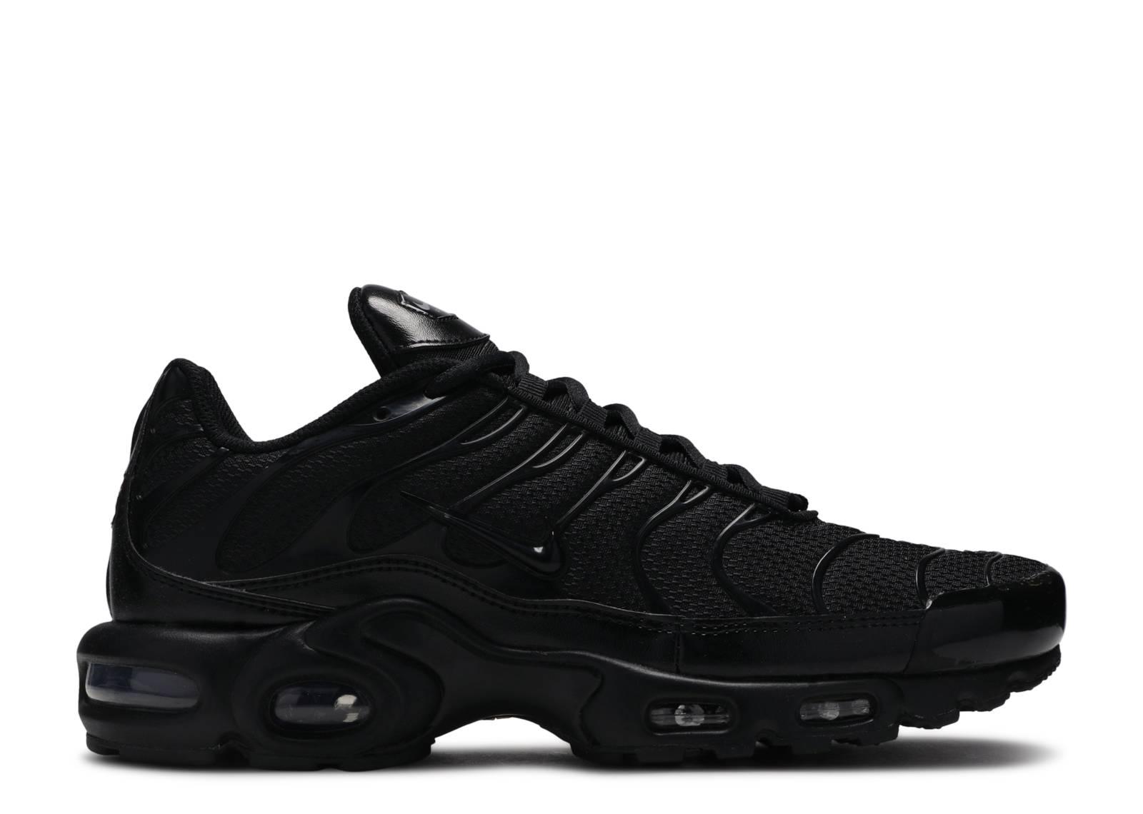 857b57617ab0a Air Max Plus - Nike - 604133 050 - black/black | Flight Club