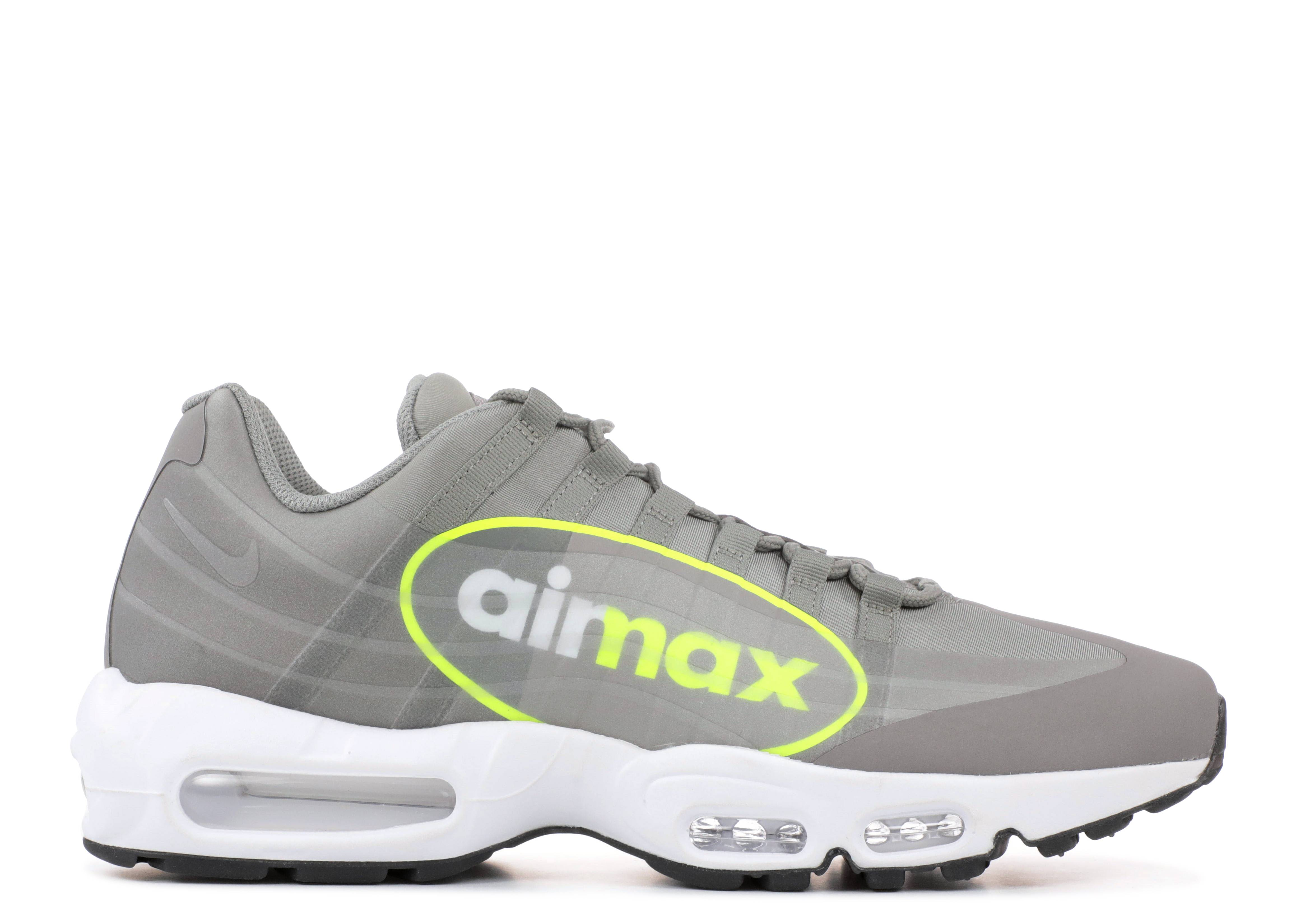 Nike Air Max 95 NS GPX Grey Volt AJ7183 001