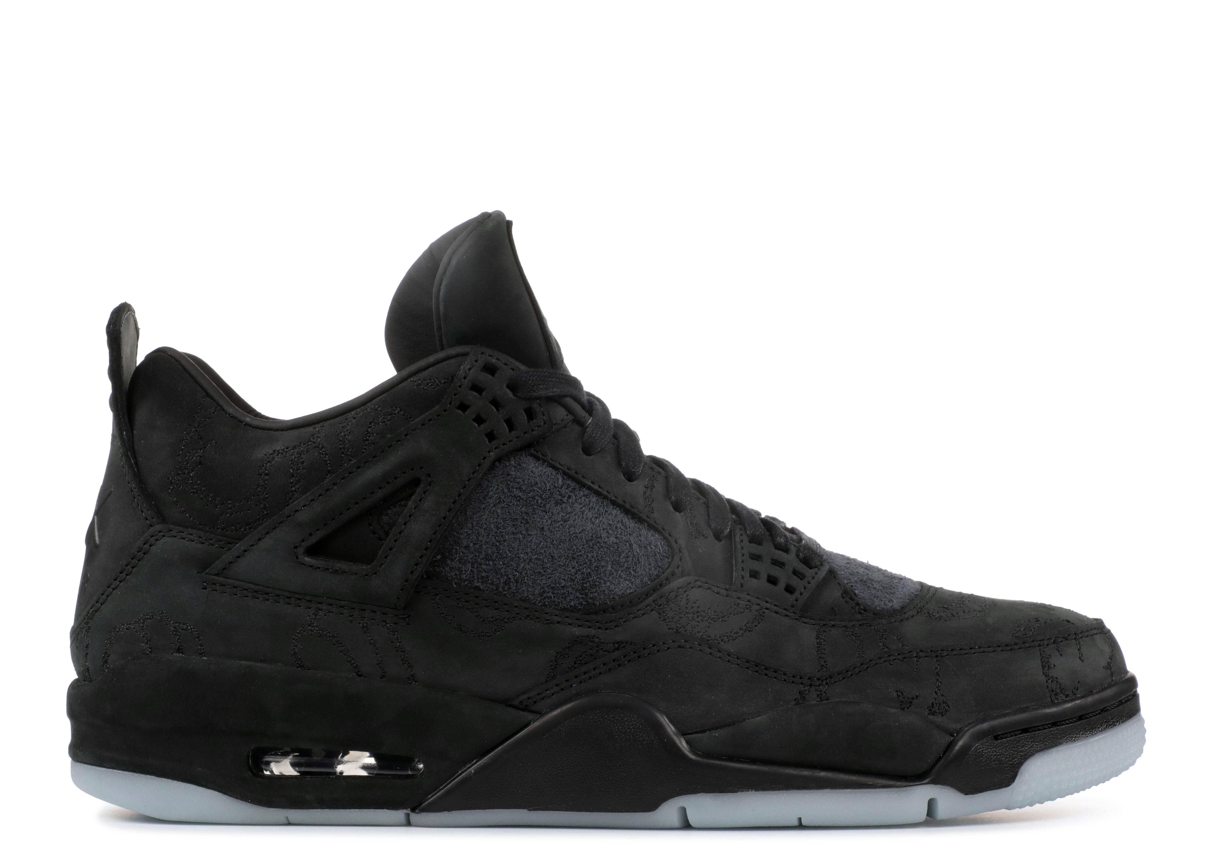 Nike Air Jordan 4 Retro 'KAWS' - 930155-003 - Size 11.5 - HQy3O9