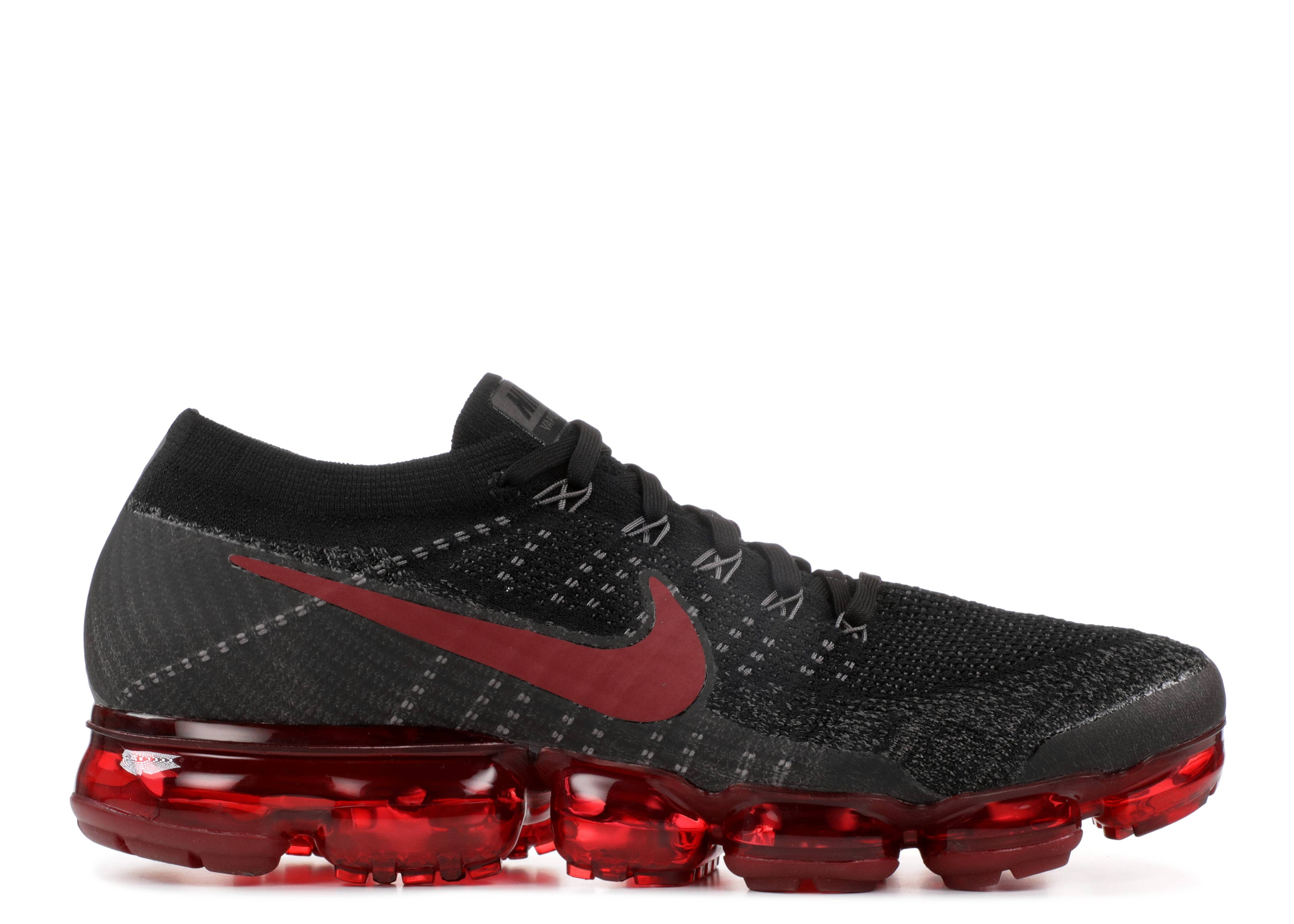 "nike air vapormax flyknit ""bred"""