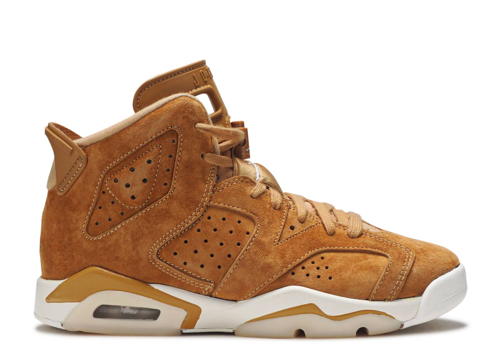 "air jordan 6 retro bg ""golden harvest"""