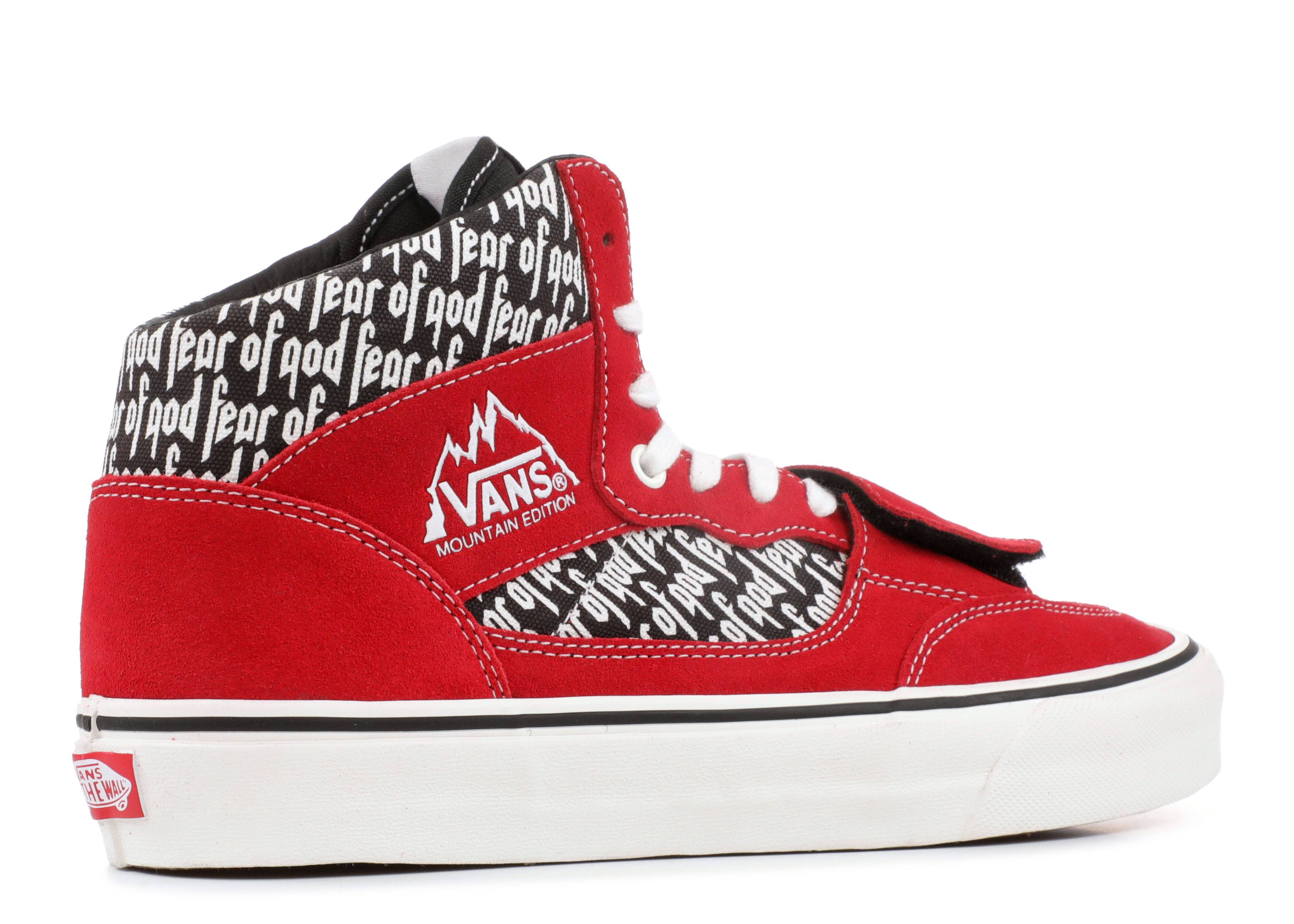 vans Mountain Edition rea