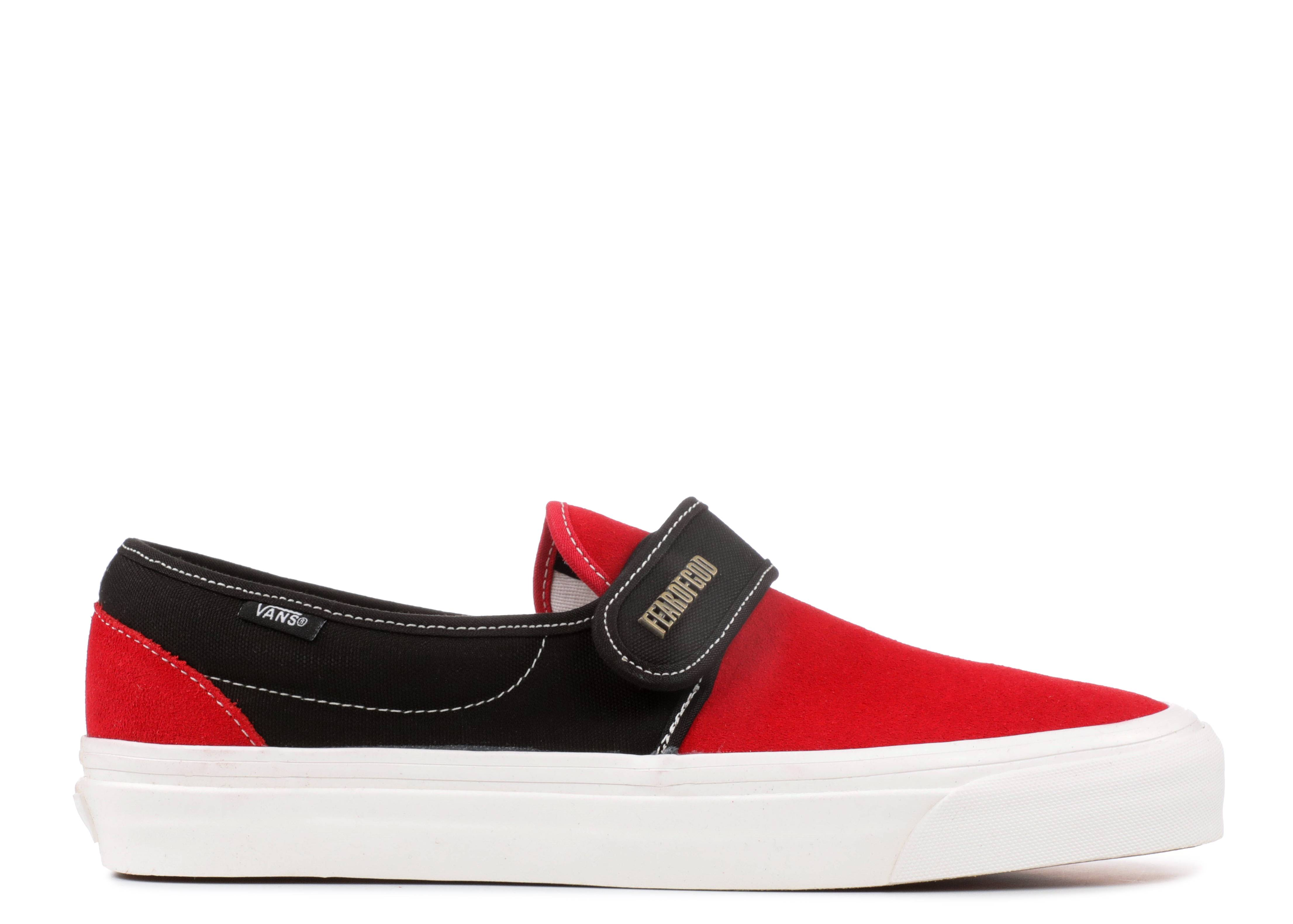 "slip-on 47 V DX ""fear of god"""