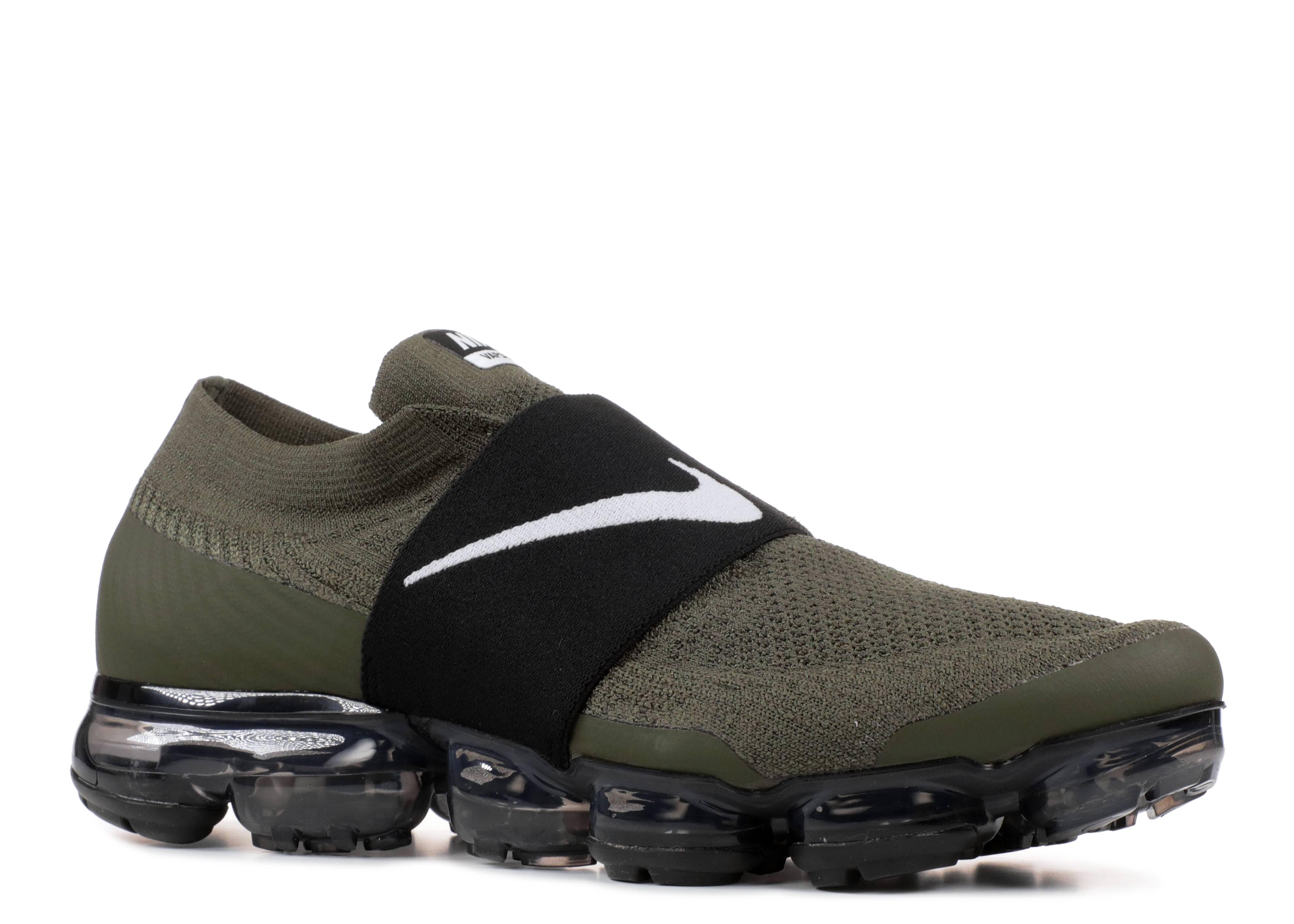 1599cfb718aa0 Wmns Nike Air Vapormax Fk Moc - Nike - aa4155 300 - cargo khaki white-black