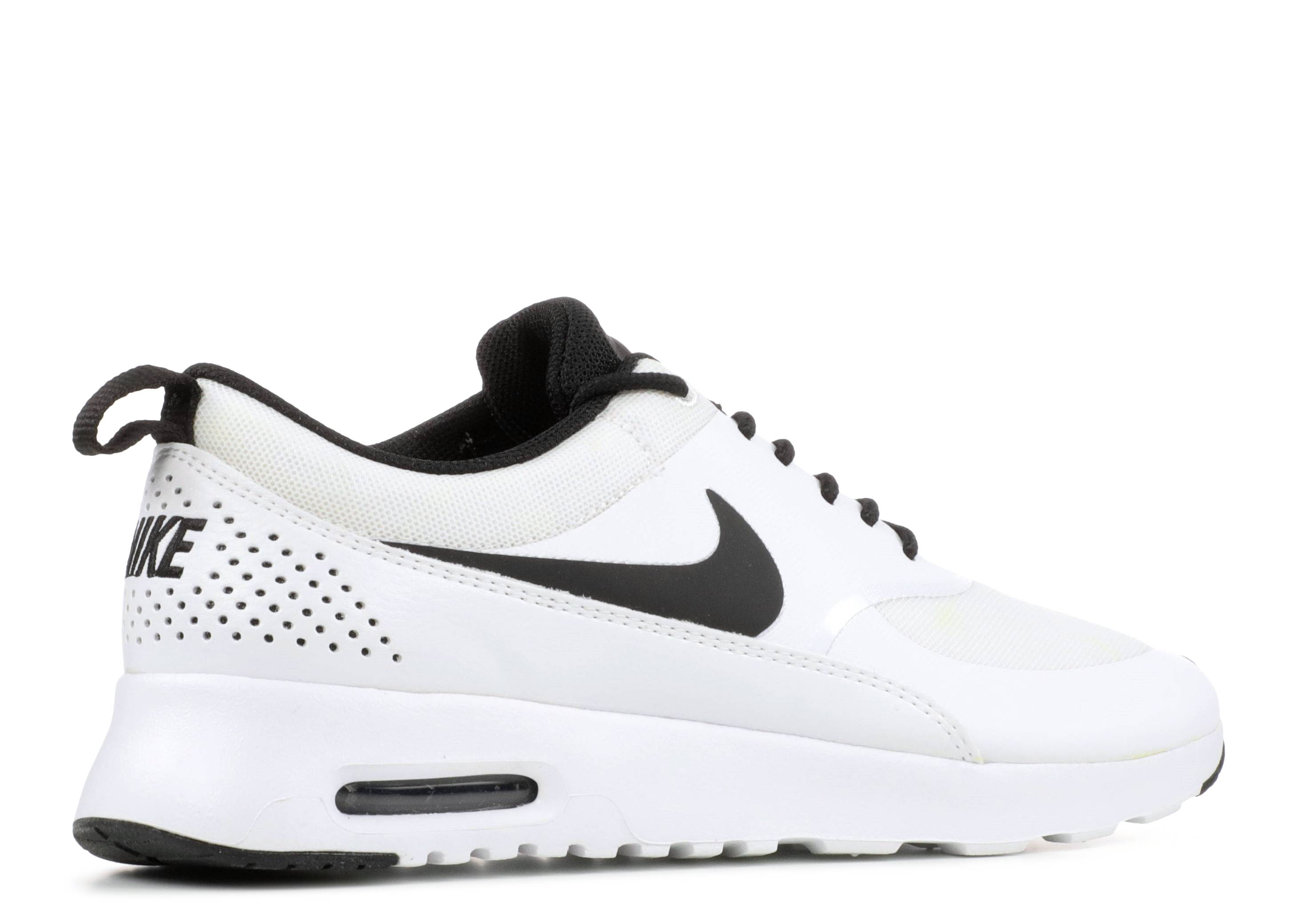 release date: 6a927 892b9 Wmns Nike Air Max Thea - Nike - 599409 102 - white black-white   Flight Club