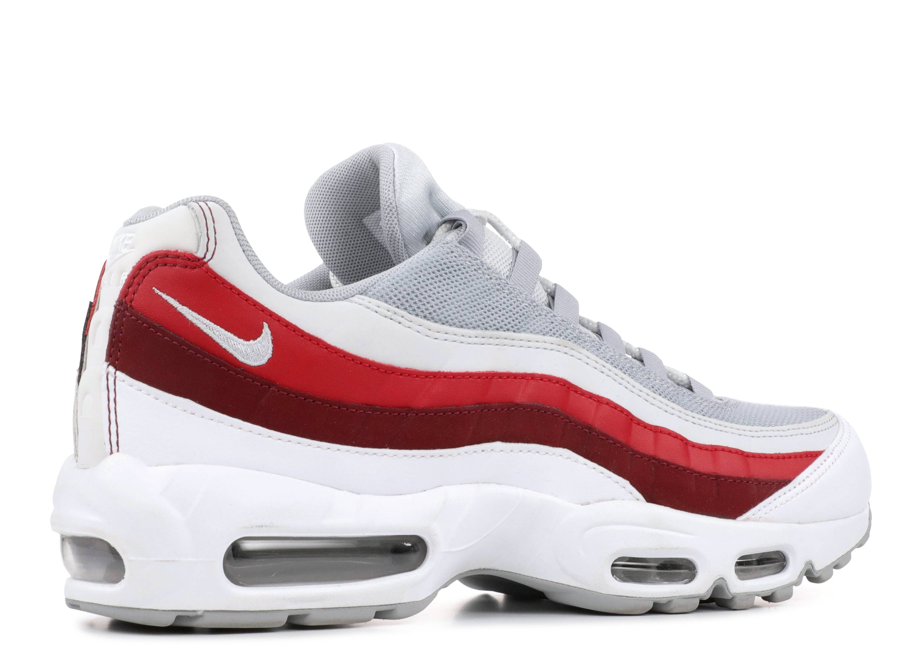 promo code fb1fe 3fee5 Nike Air Max 95 Essential - Nike - 749766 103 - white wolf grey-pure  platinum   Flight Club