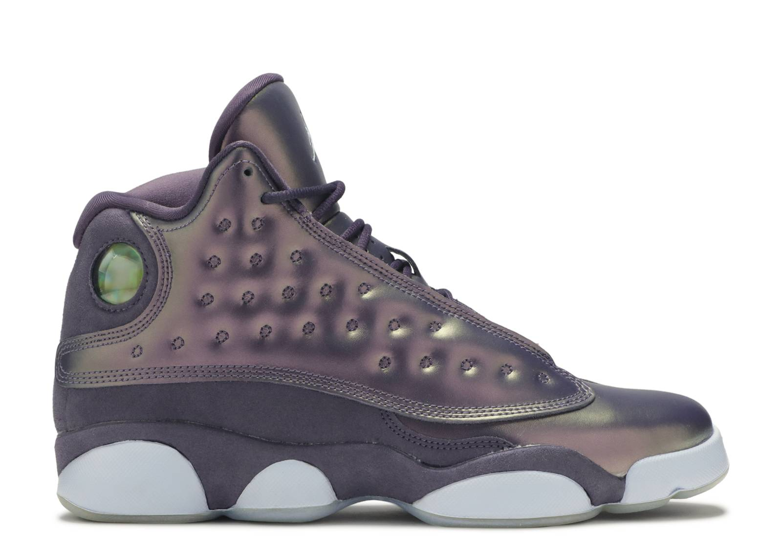 "air jordan 13 retro prem hc (gg) ""dark raisin"""