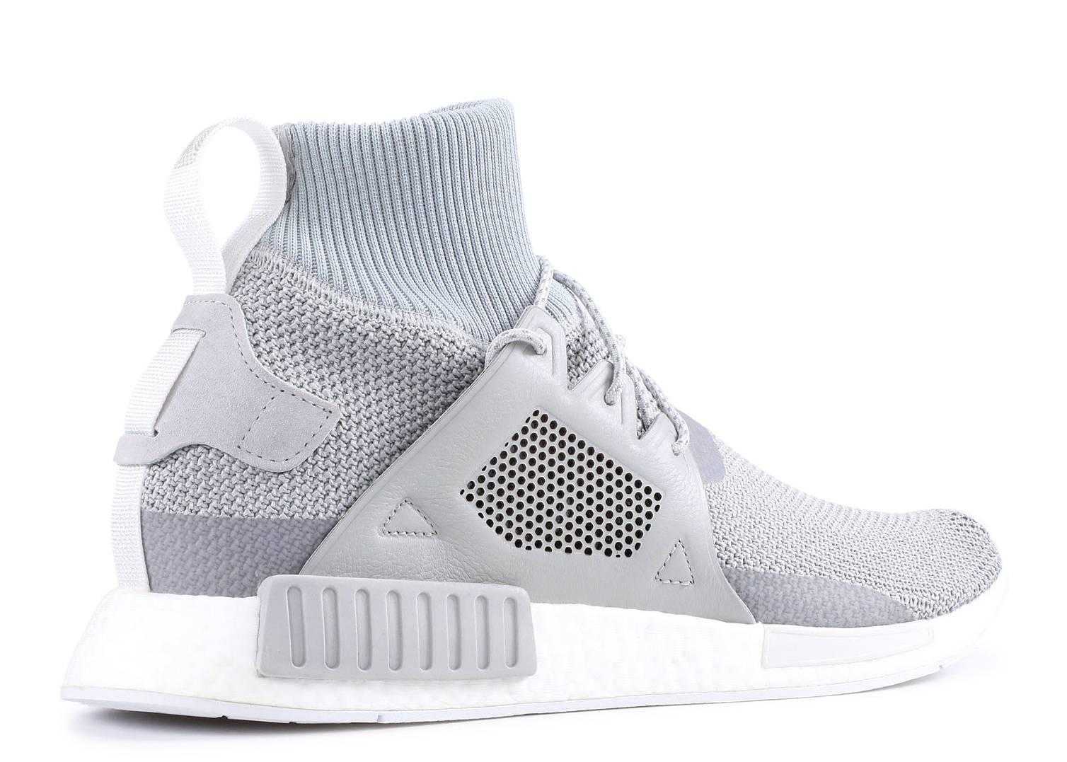 Nmd Xr1 Winter - Adidas - bz0633 - grey white  f1f0b0a9ad25