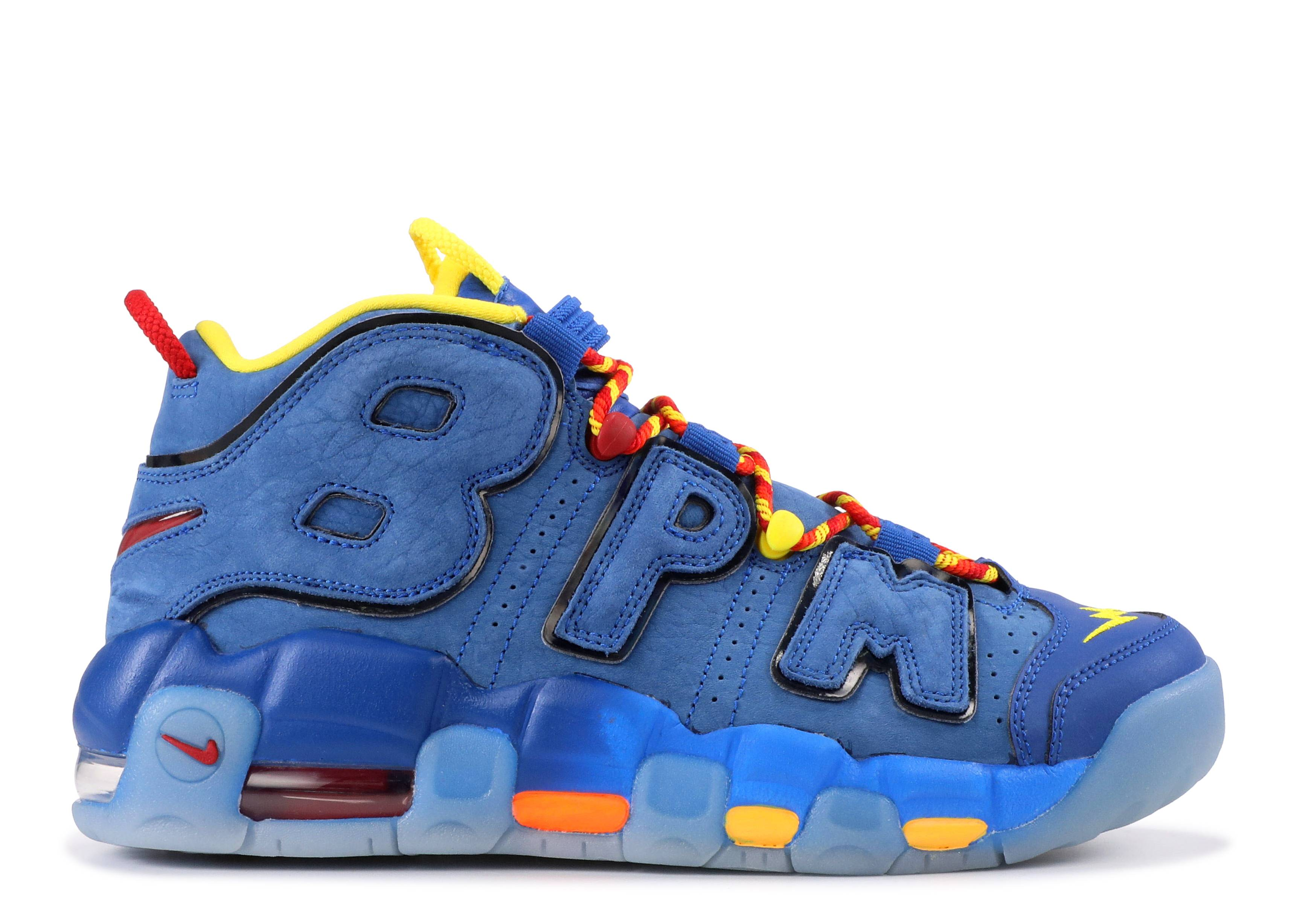 "nike air more uptempo db (gs) ""doernbecher"""