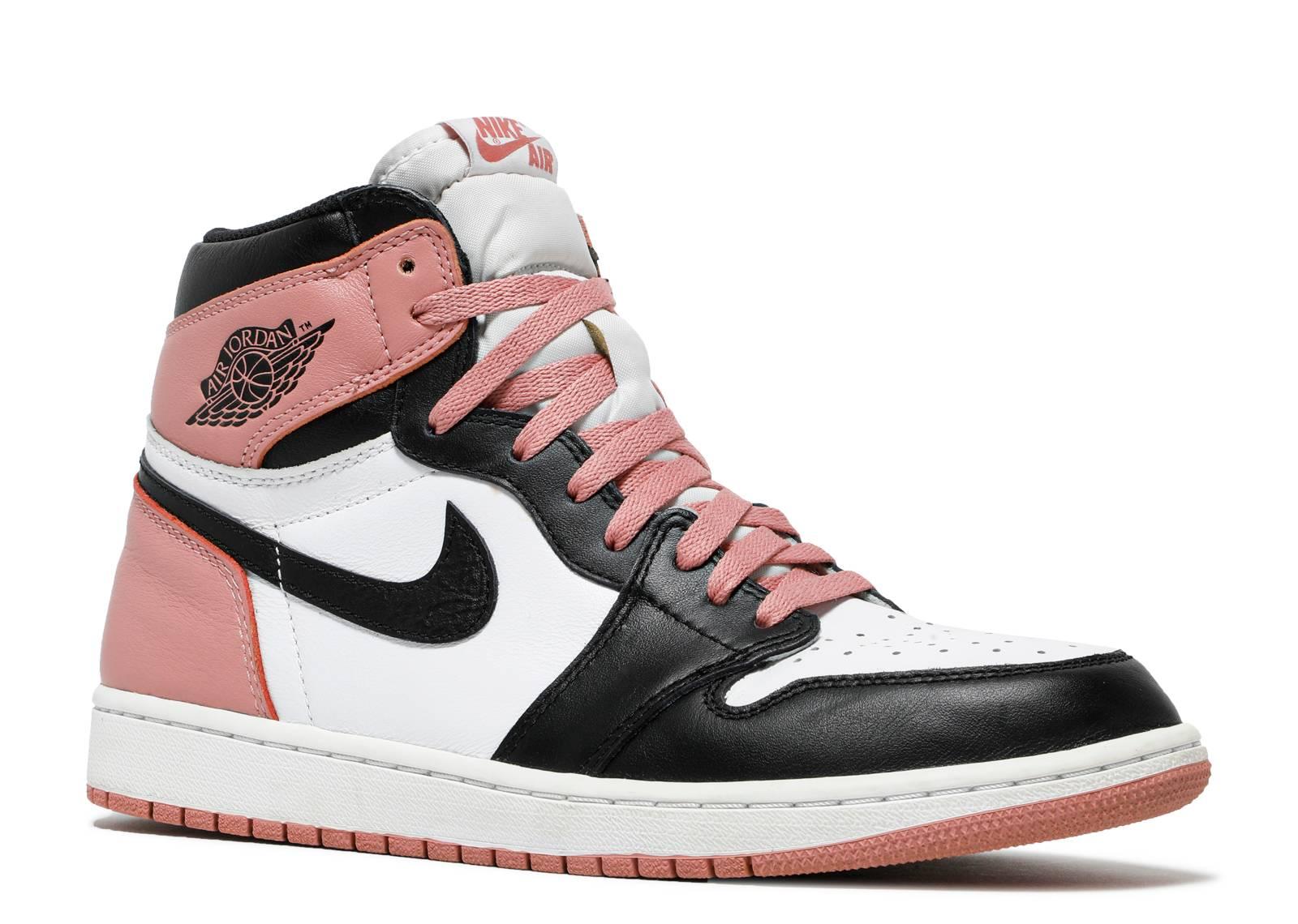 air jordan 1 retro high rosa